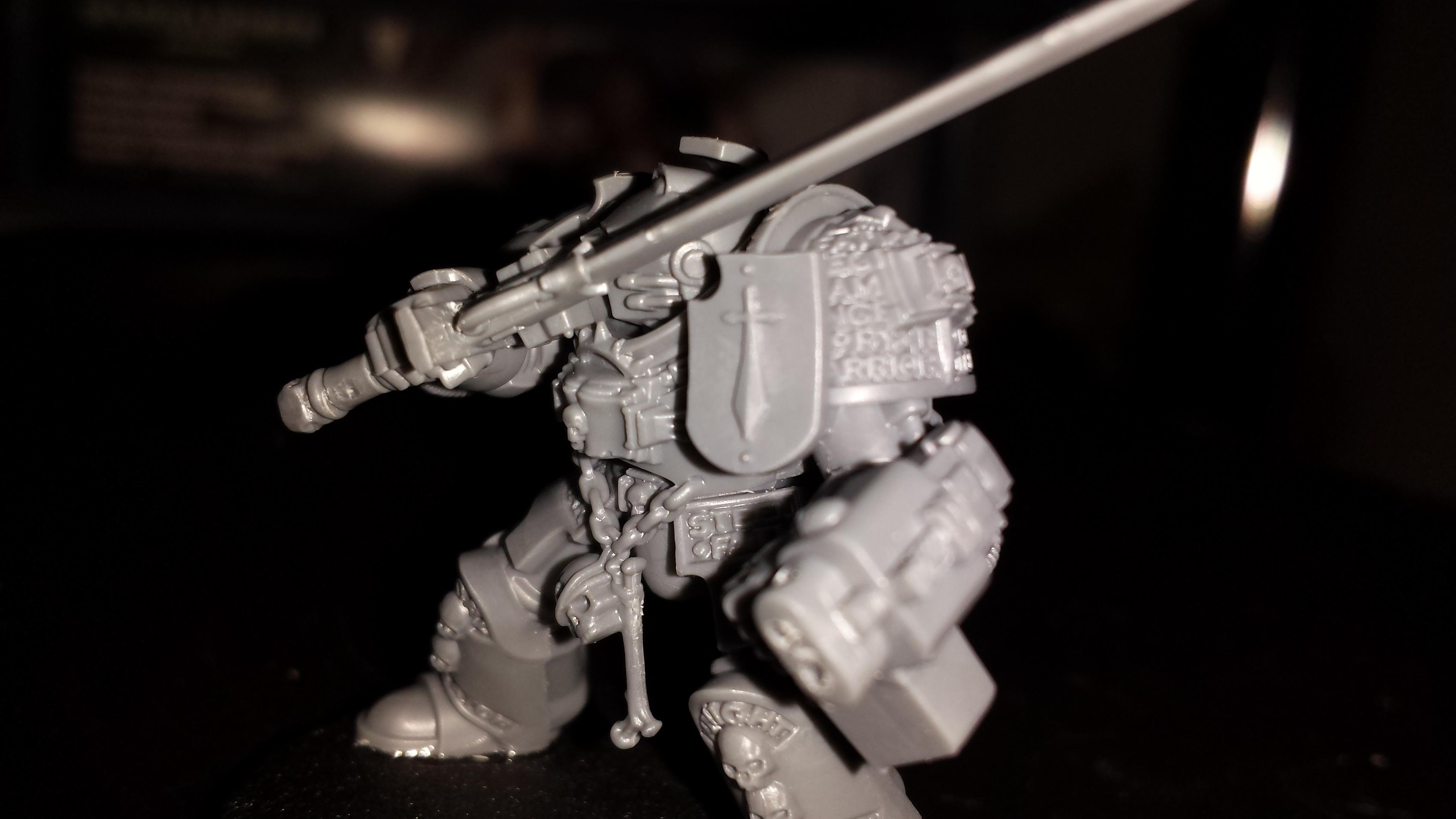 Deadshot, Grey Knight Terminators, Grey Knights, Nemesis Daemon Hammer, Nemesis Force Sword, Psilincer, Psyker, Stormbolter, Tactical Dreadnought Armour, Terminator Armor, Terminator Squad