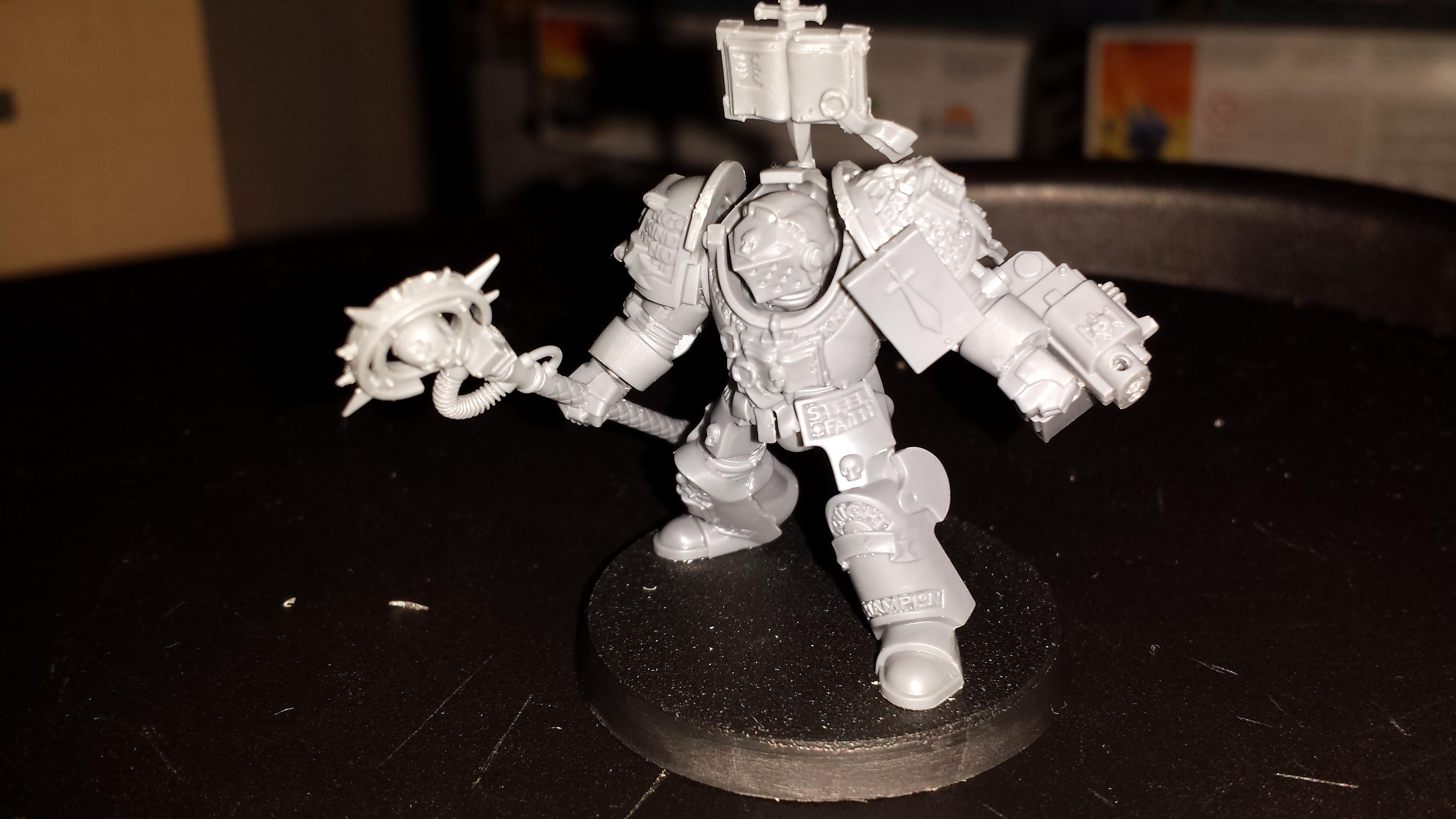 Deadshot, Grey Knight Terminators, Grey Knights, Justicar, Nemesis Daemon Hammer, Nemesis Force Sword, Nemesis Warding Stave, Psilincer, Psyker, Stormbolter, Tactical Dreadnought Armour, Terminator Armor, Terminator Squad