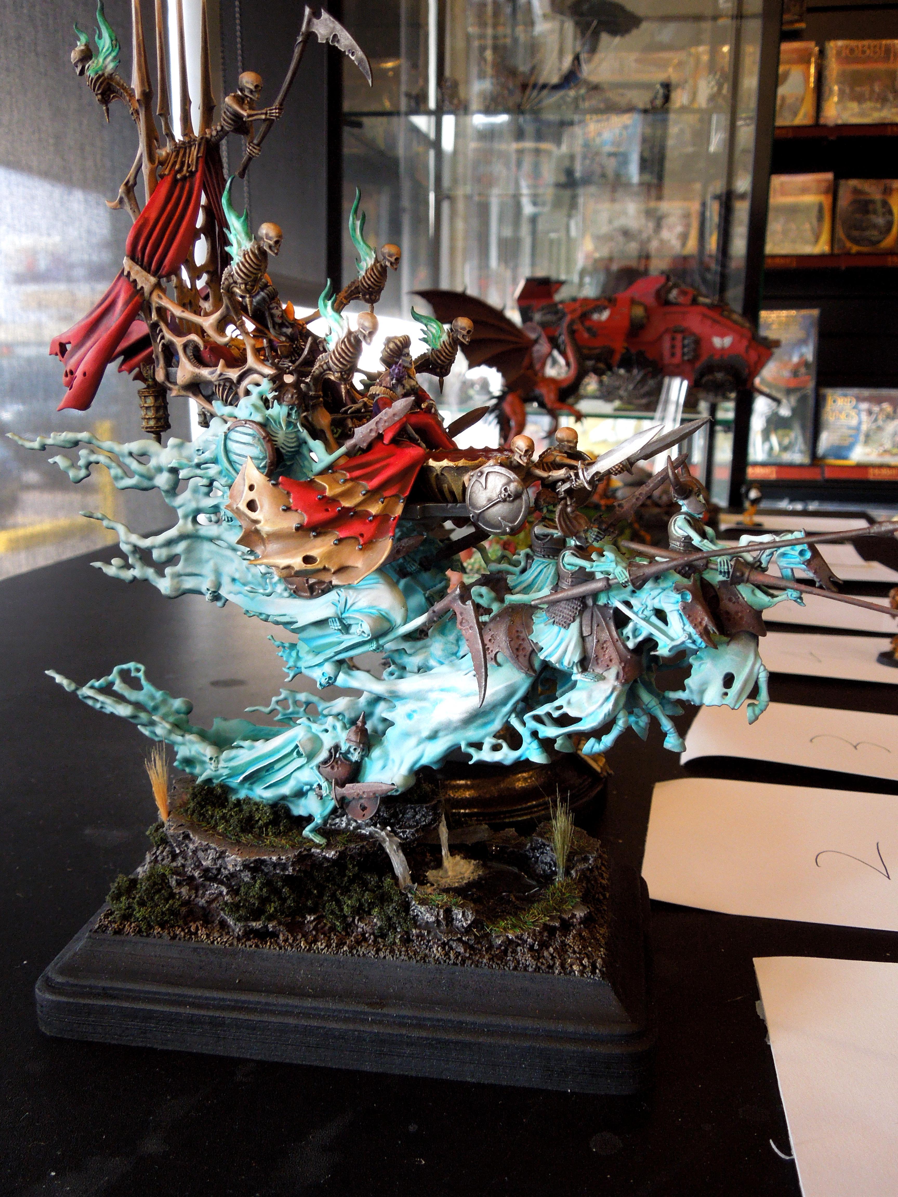 Coven Throne, Vampire, Vampire Counts, Vc, Warhammer Fantasy