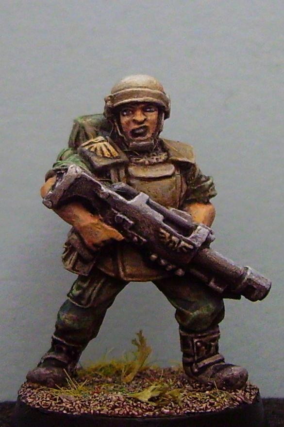 2nd Edition, Cadians, Guardsmen, Imperial