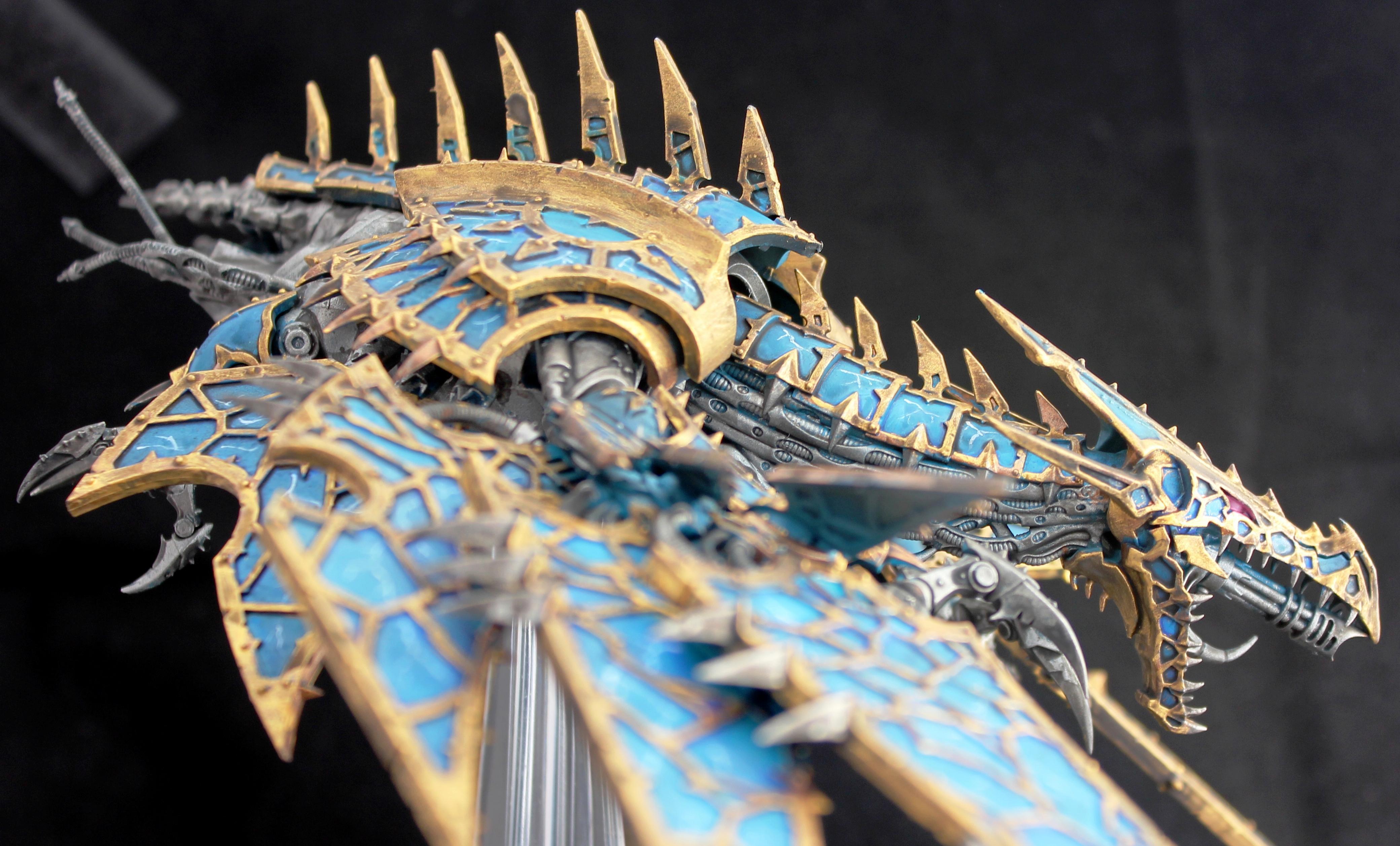 Chaos, Helldrake, Thousand Sons, Warhammer 40,000