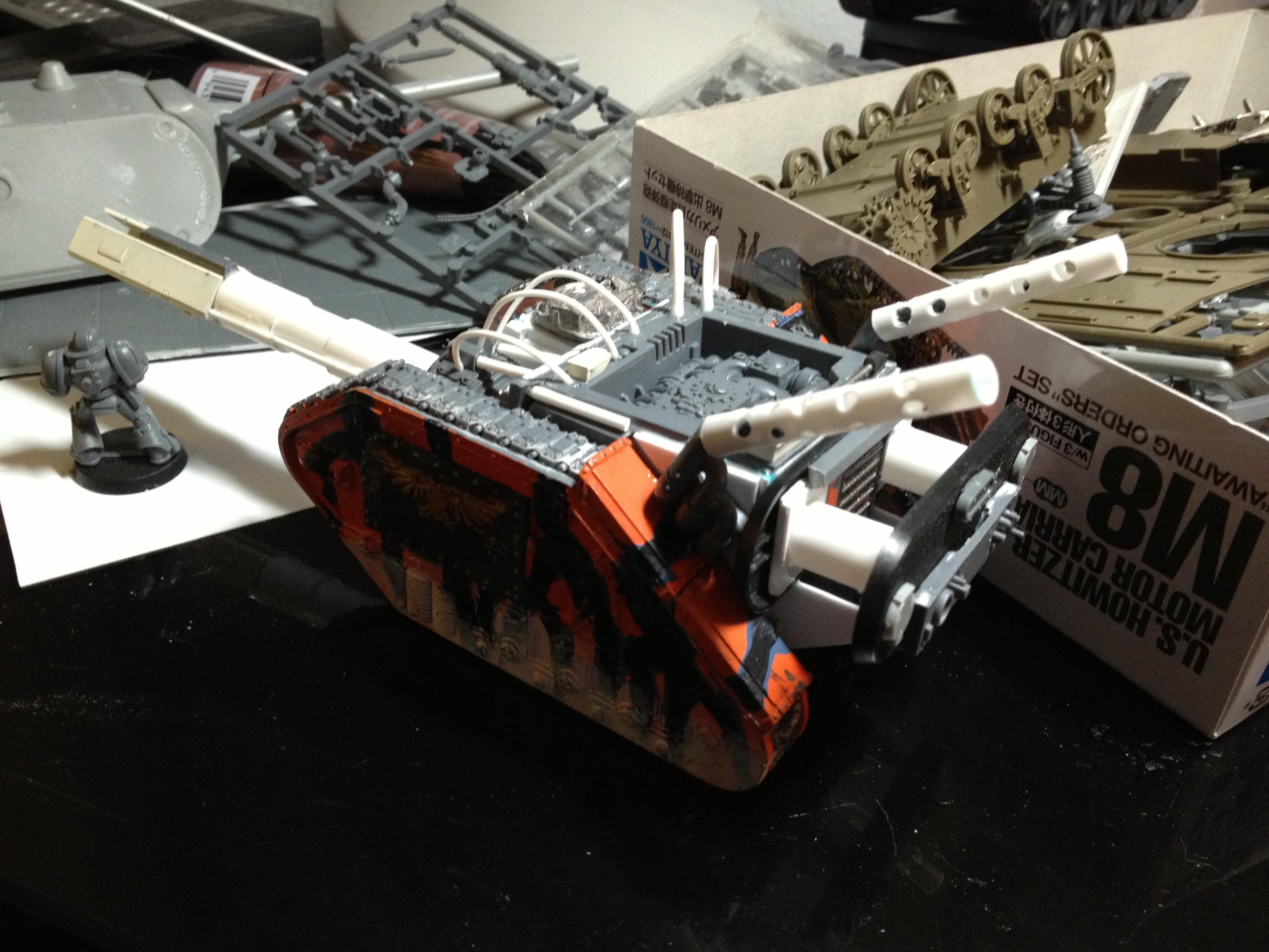 Rail Cannon WIP rear