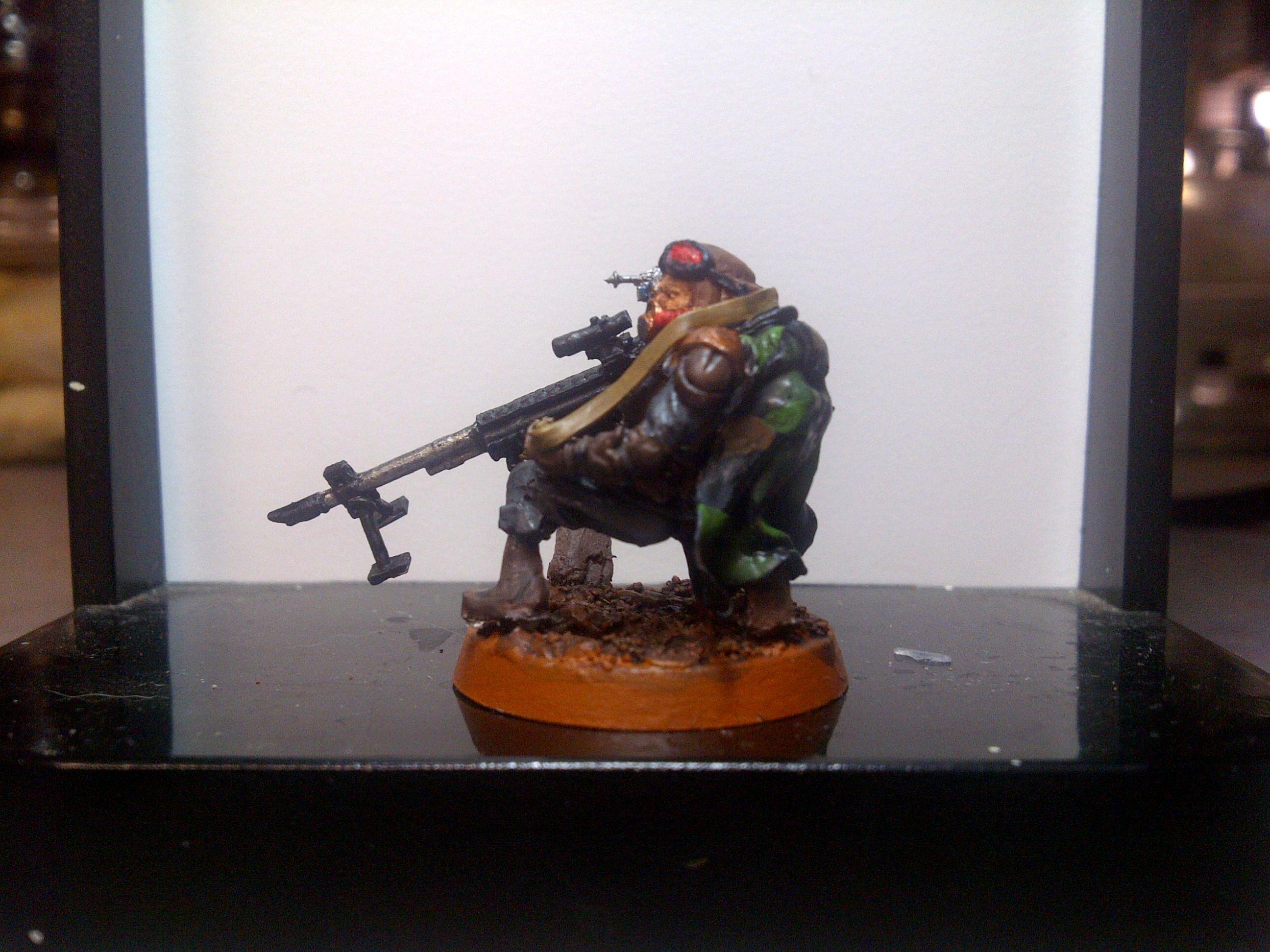 66th, Briggs, Chem-dogs, Guard, Imperial, Imperial Guard, Risha, Savlar, Snipers