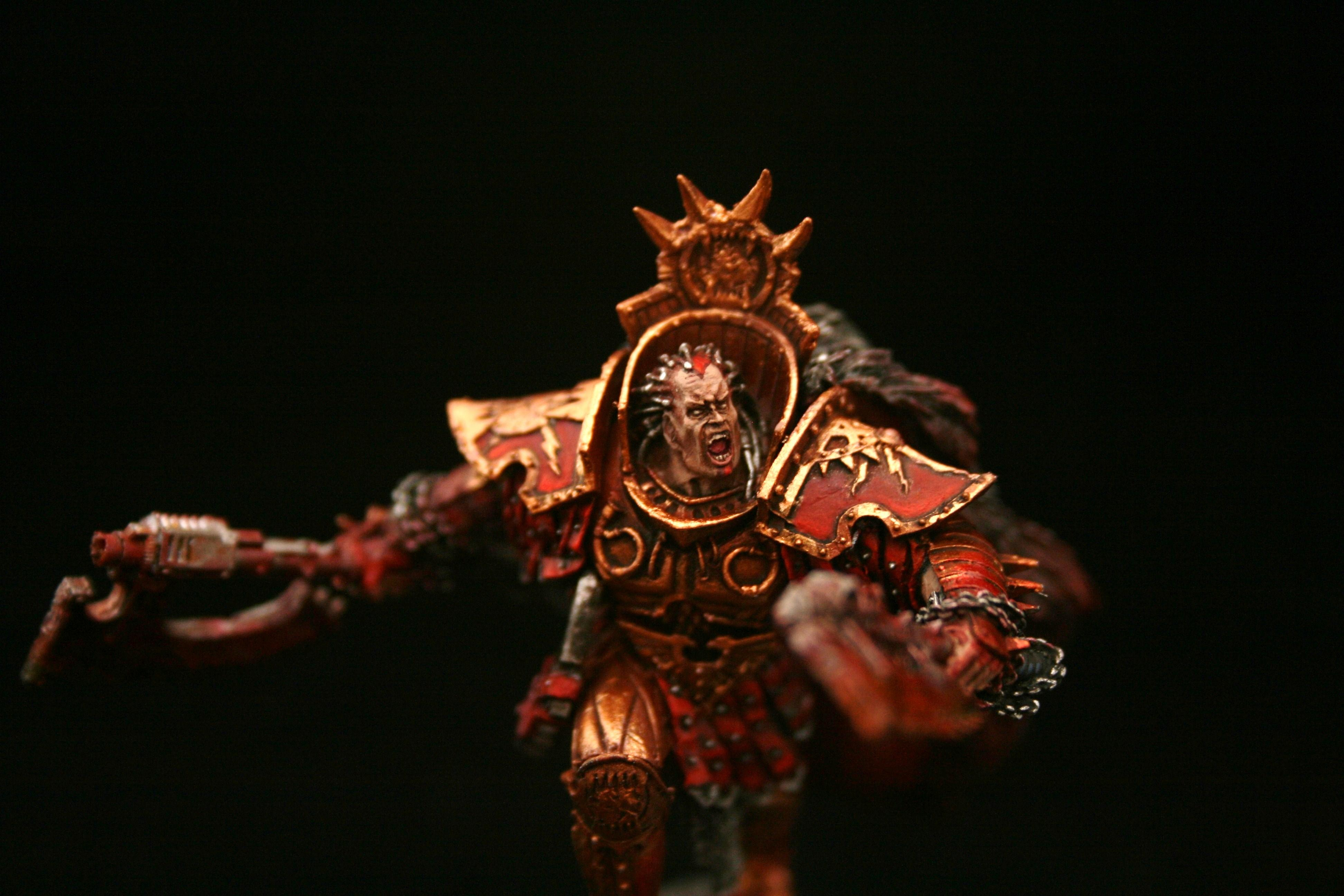 Angron, Emperor, Primarch, Prince, World Eaters