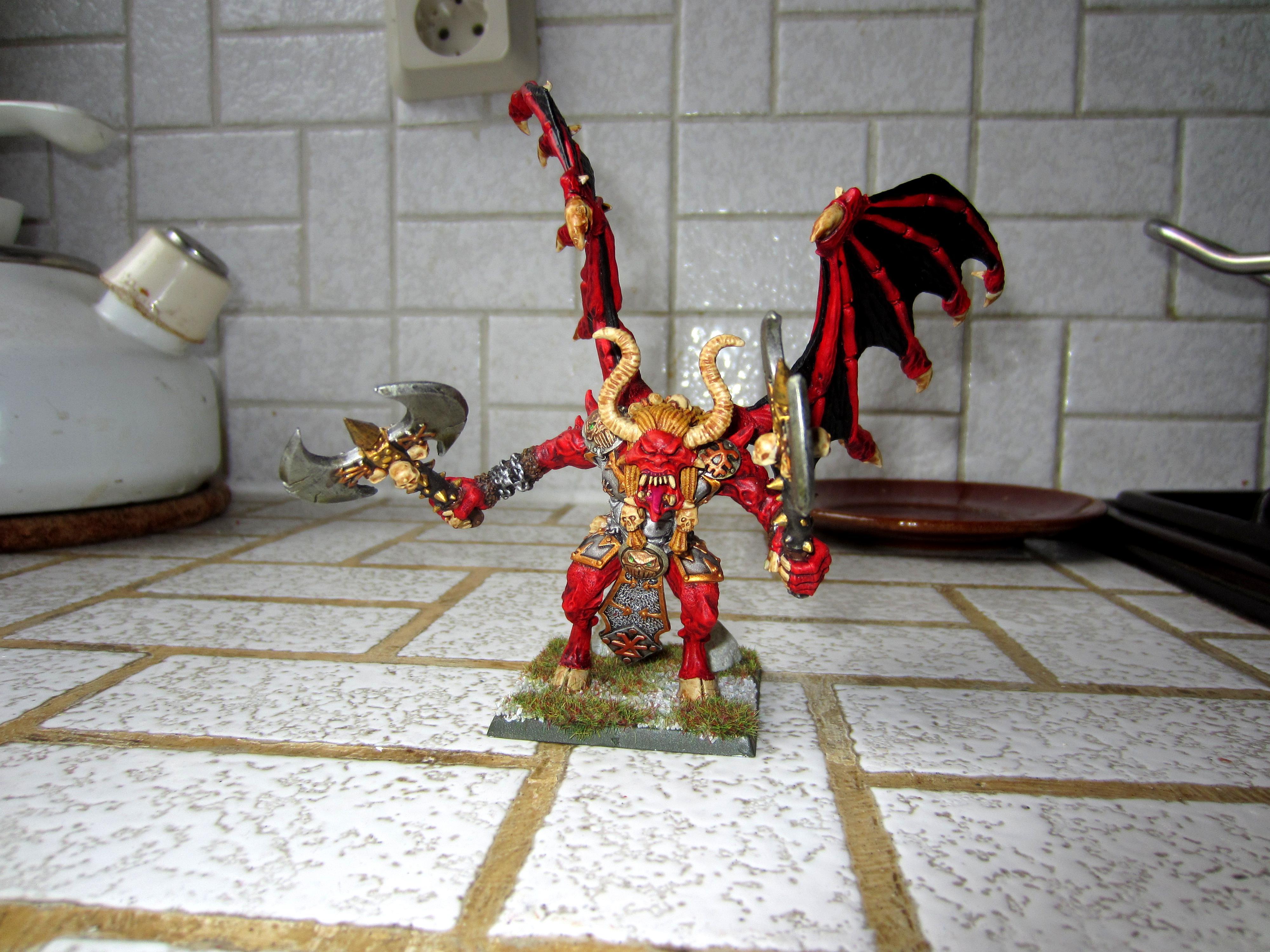Bloodthirster, Chaos, Daemons, Khorne