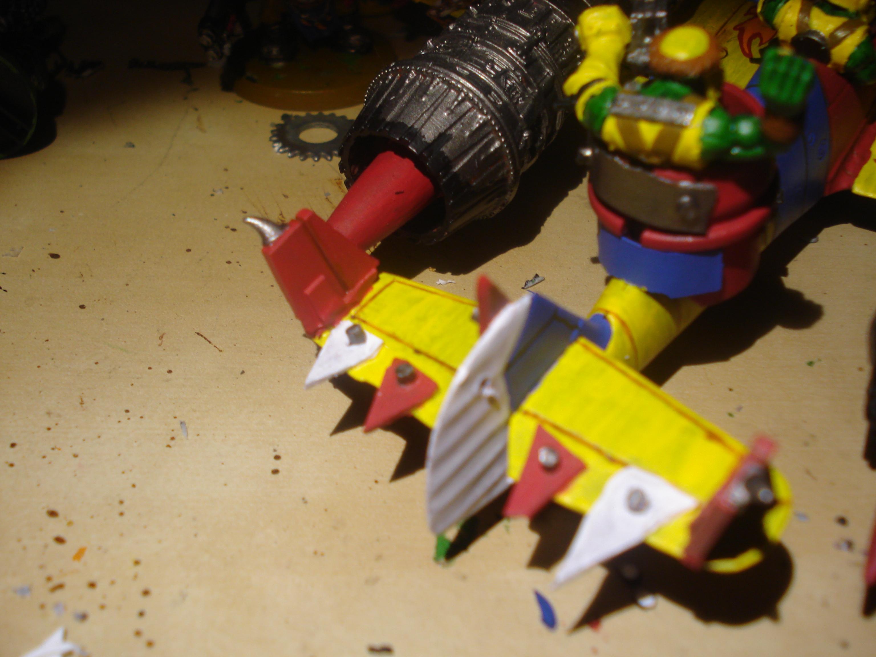 Dakka Jet, Ork Plane, Orks
