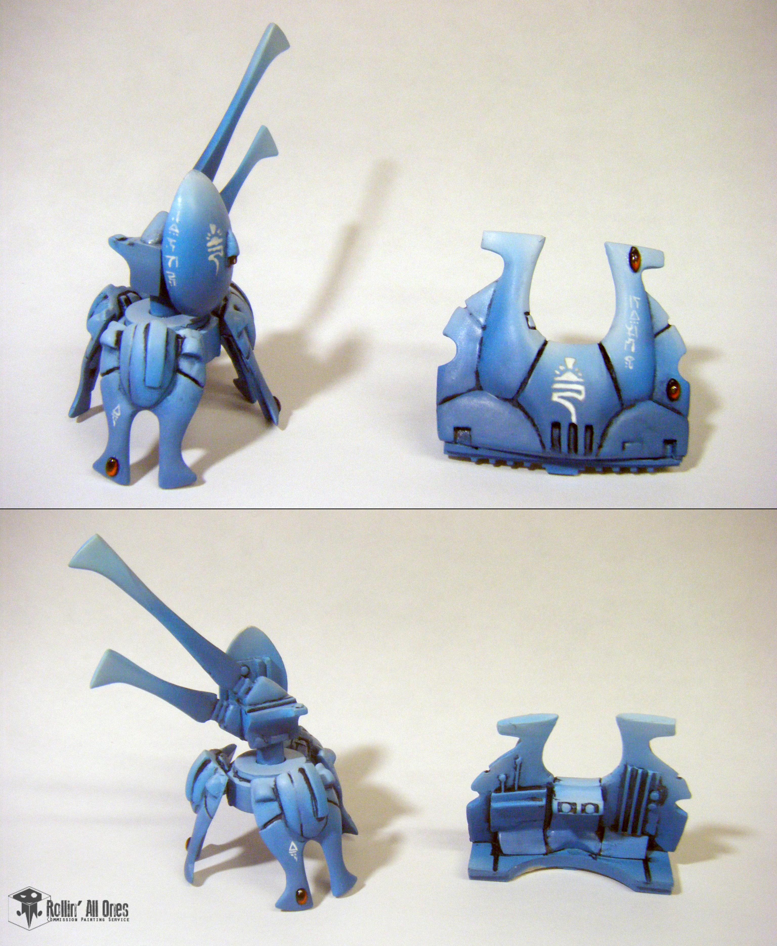 Eldar, Terrain, Warhammer 40,000