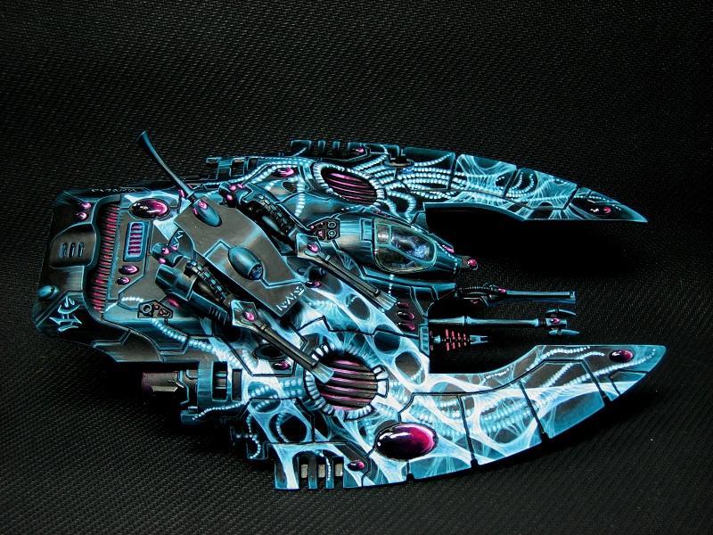 Eldar, Undefined, Warhammer 40,000, Wave Serpent