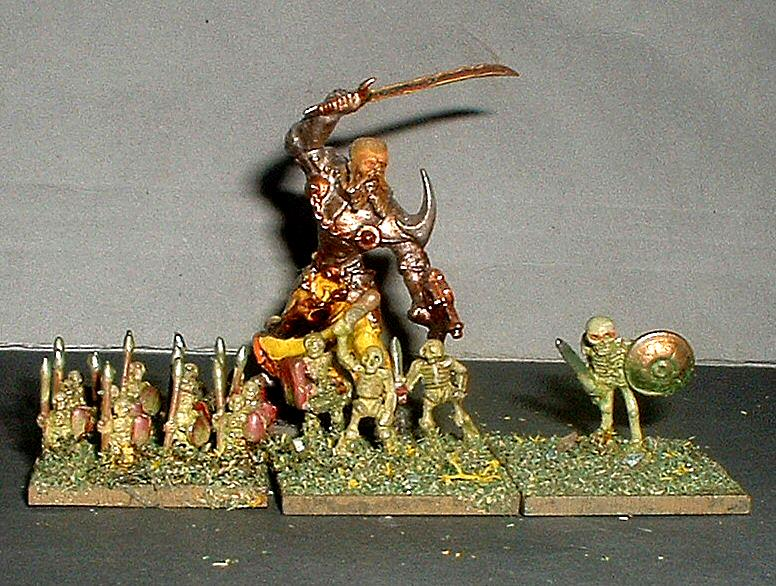 6mm, Undead, Scale Shot