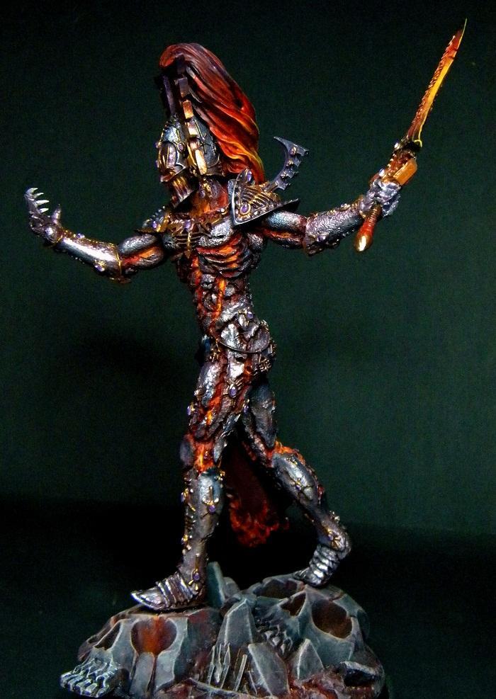 Avatar, Eldar, Forge World, Khaine, Warhammer 40,000