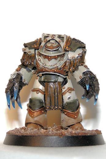 Death Guard Cataphracti Terminator