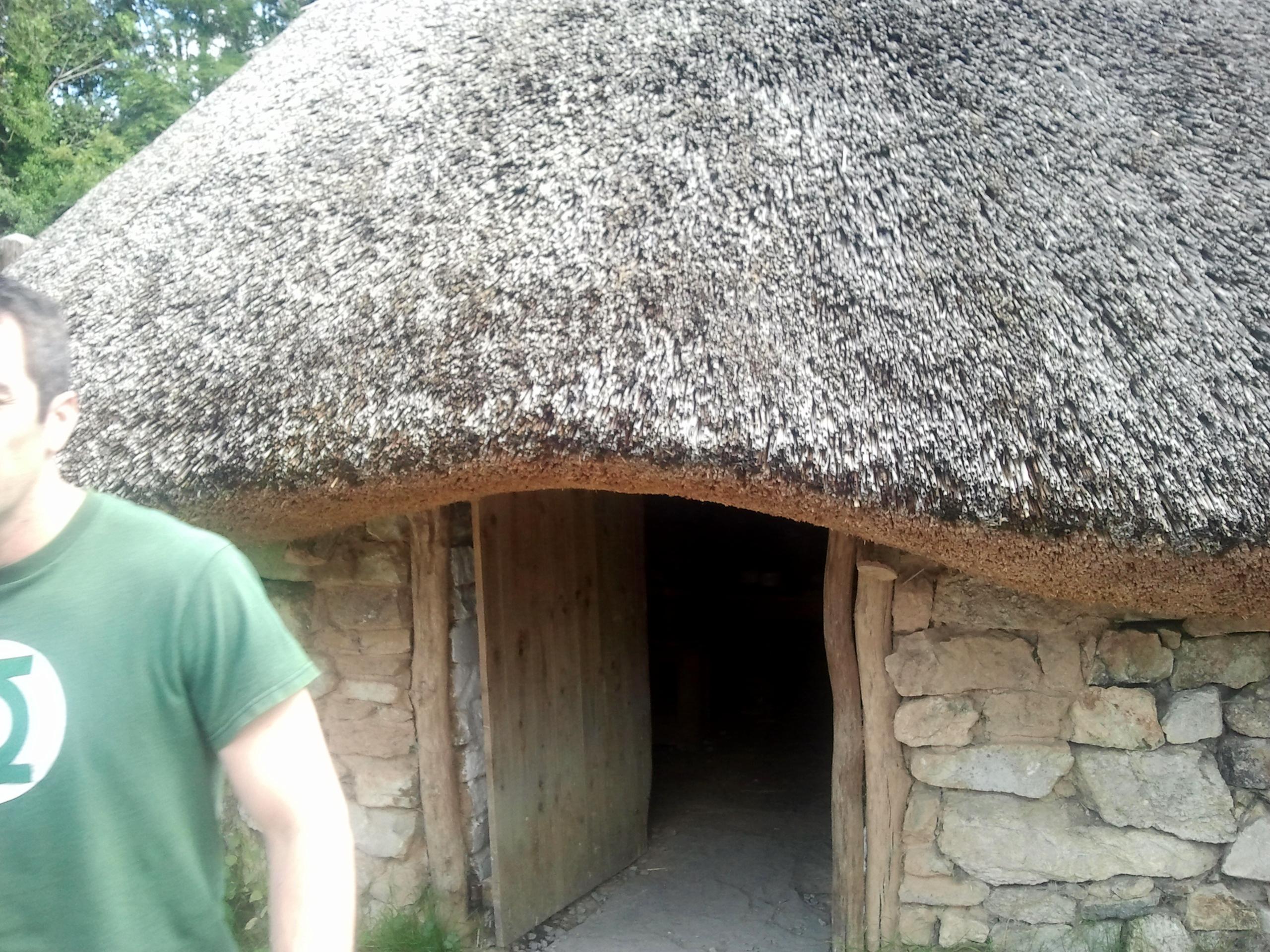 Roundhouse Doorway