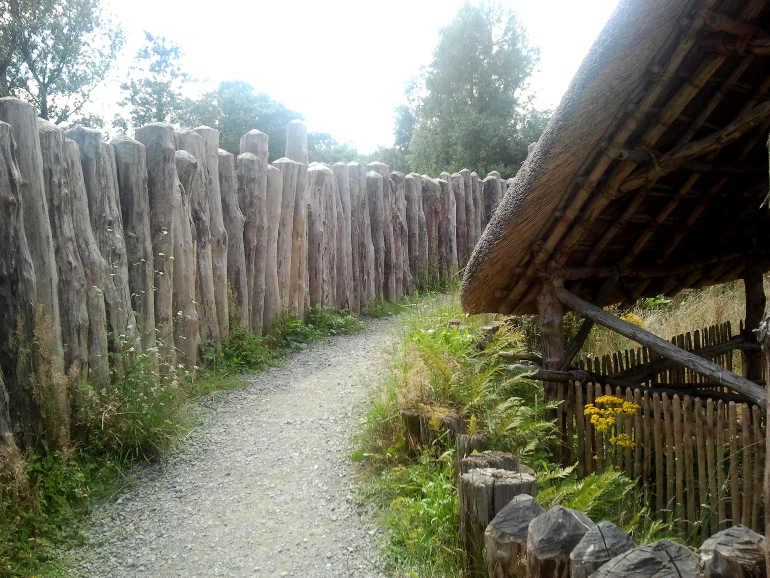 Stockade Wall 2