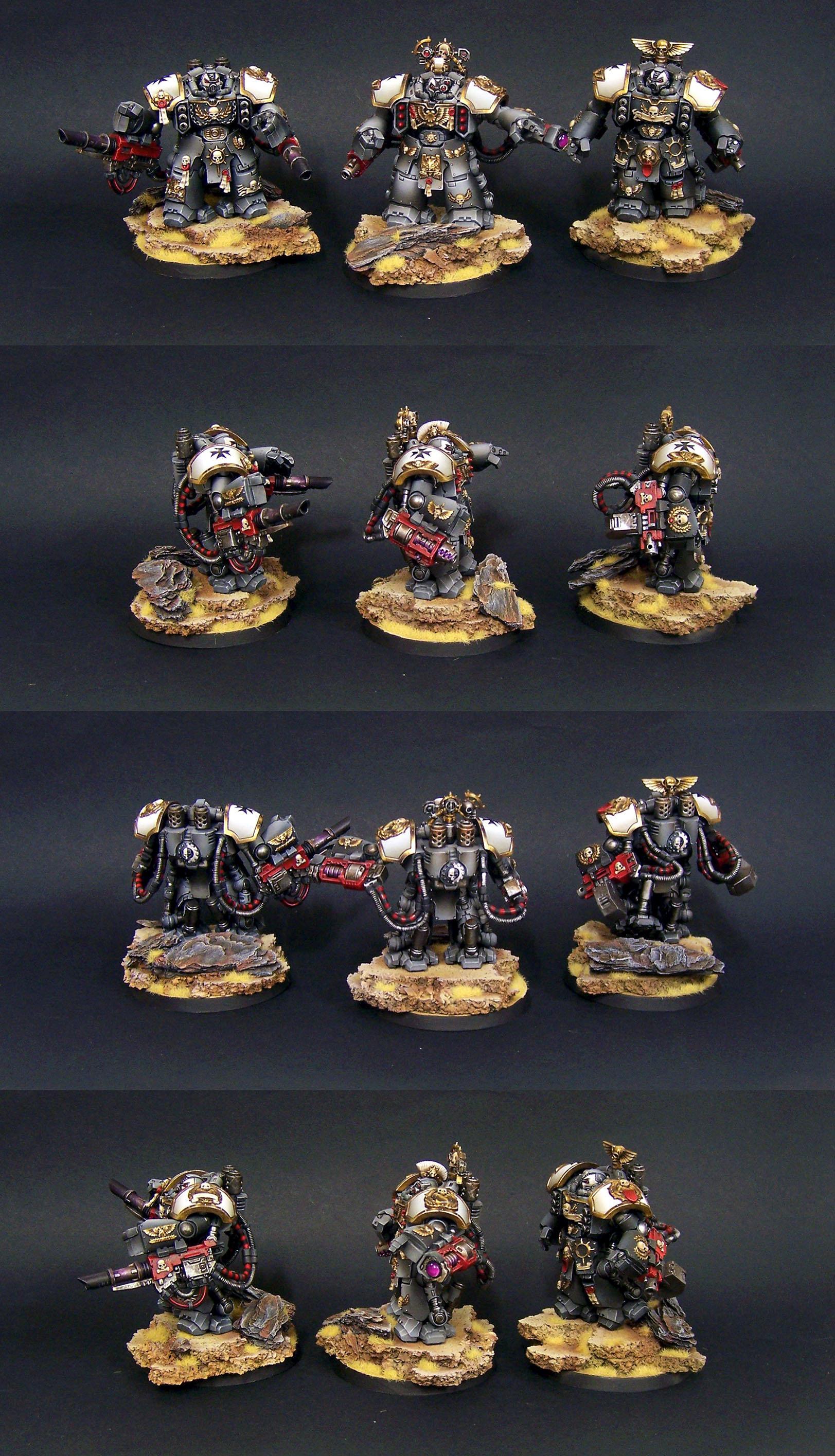 Black Templars, Centurions, Space Marines, Warhammer 40,000