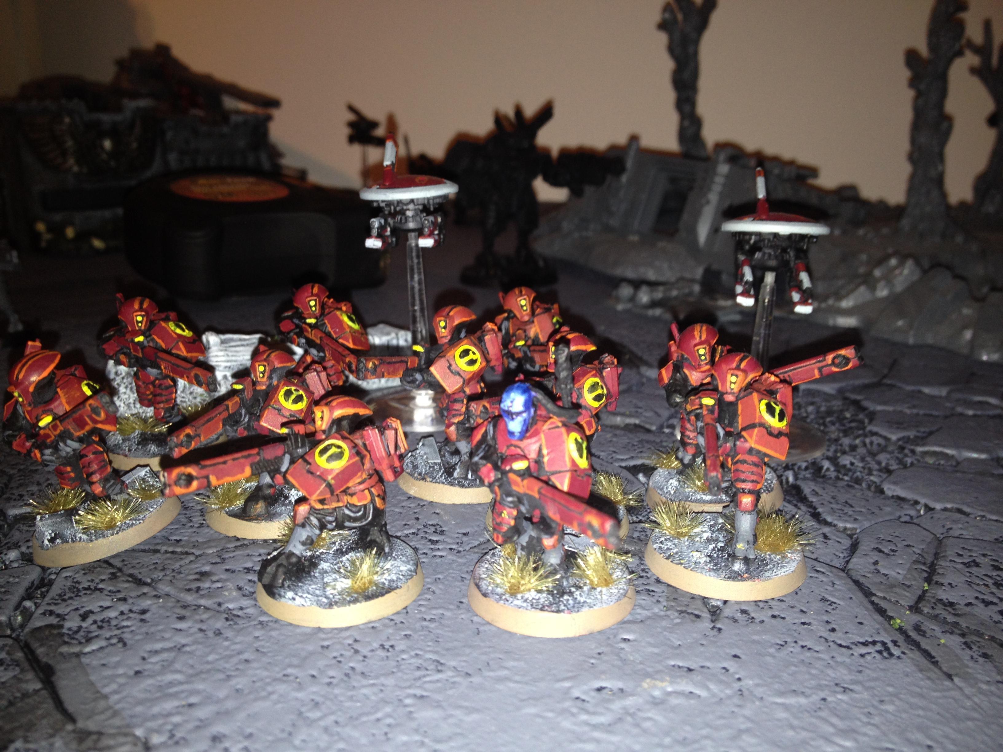 Fire Warriors, Tau, Tau