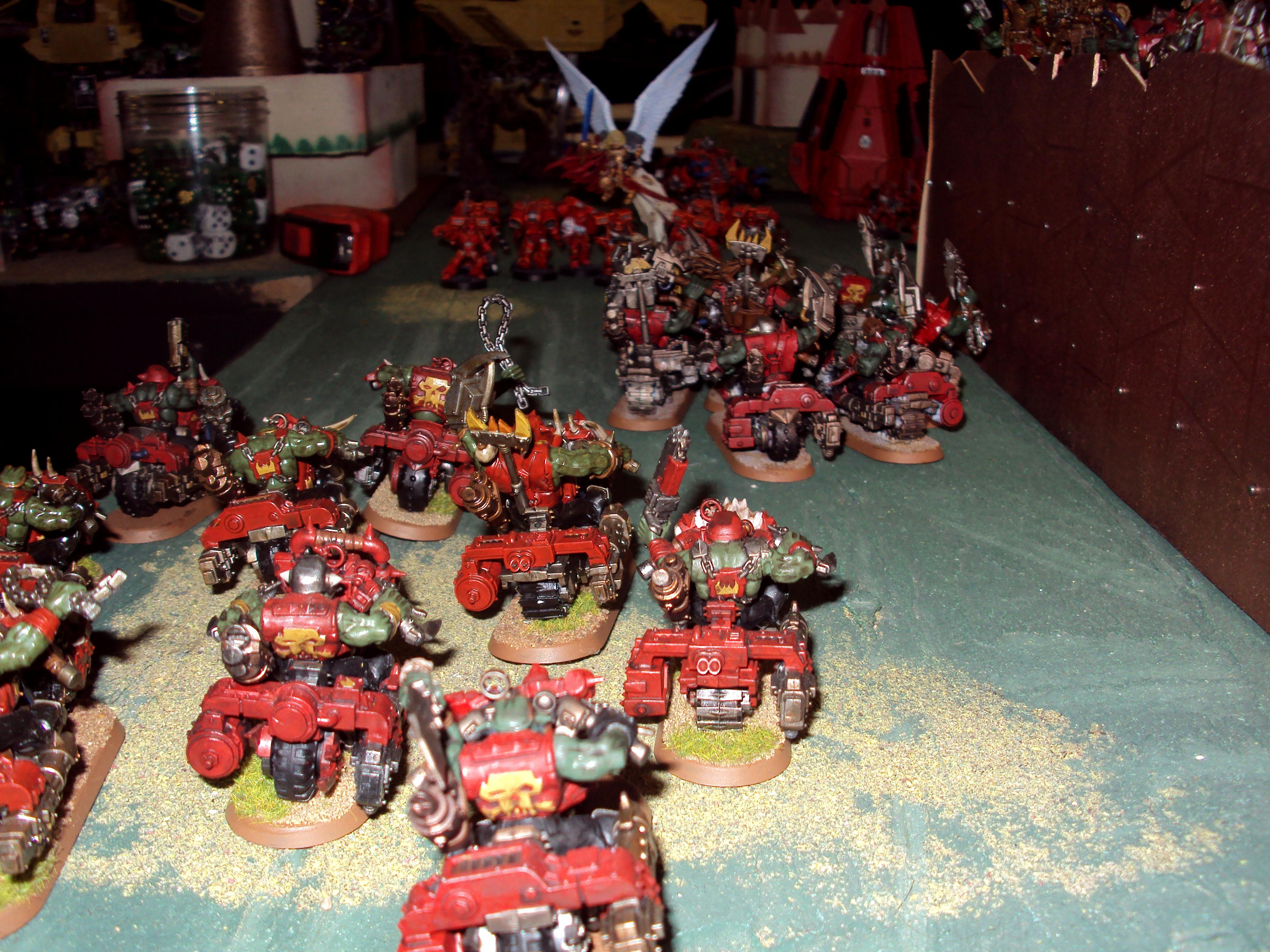 30k, Animosity, Orks, Primarch, Sanginus, The Great Crusade