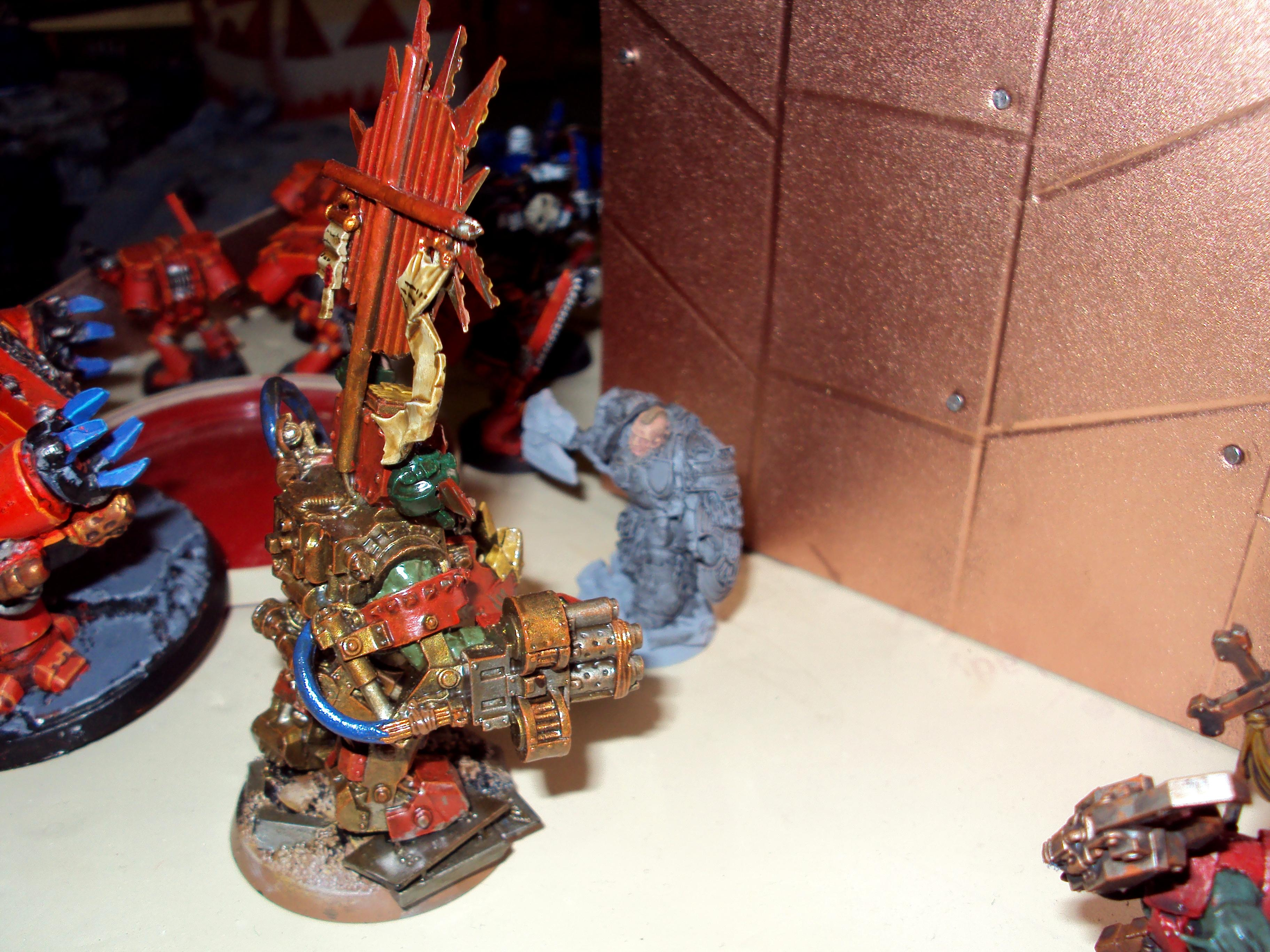 30k, Animosity, Orks, Primarch, Russ, The Great Crusade