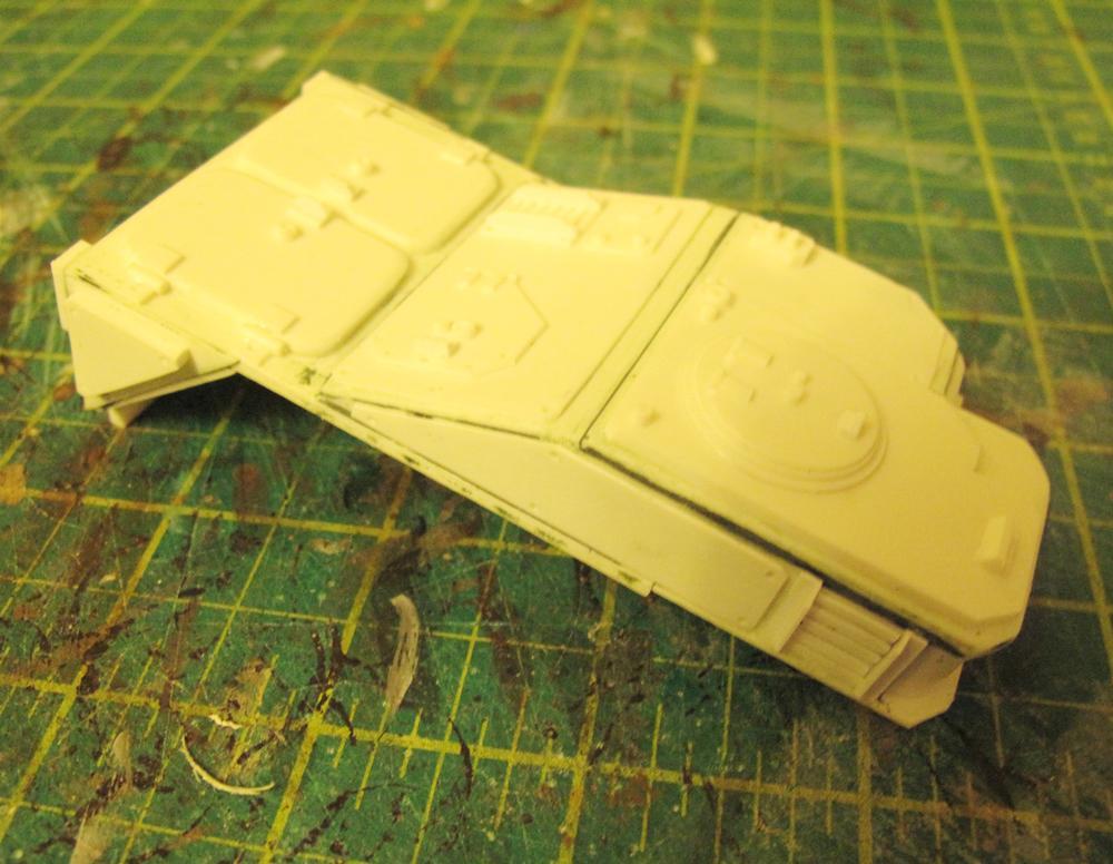 Assault carrier