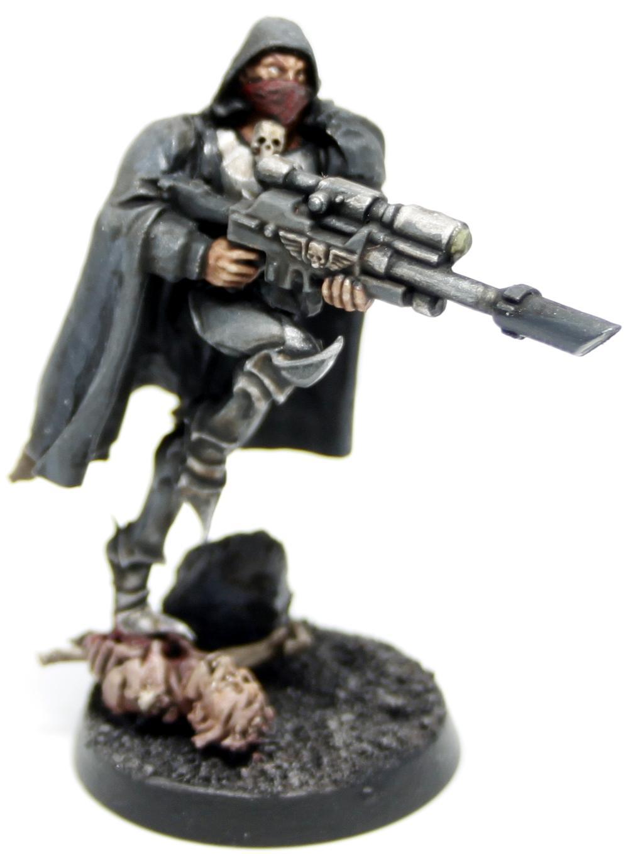 Assassin, Snipers, Vindicare