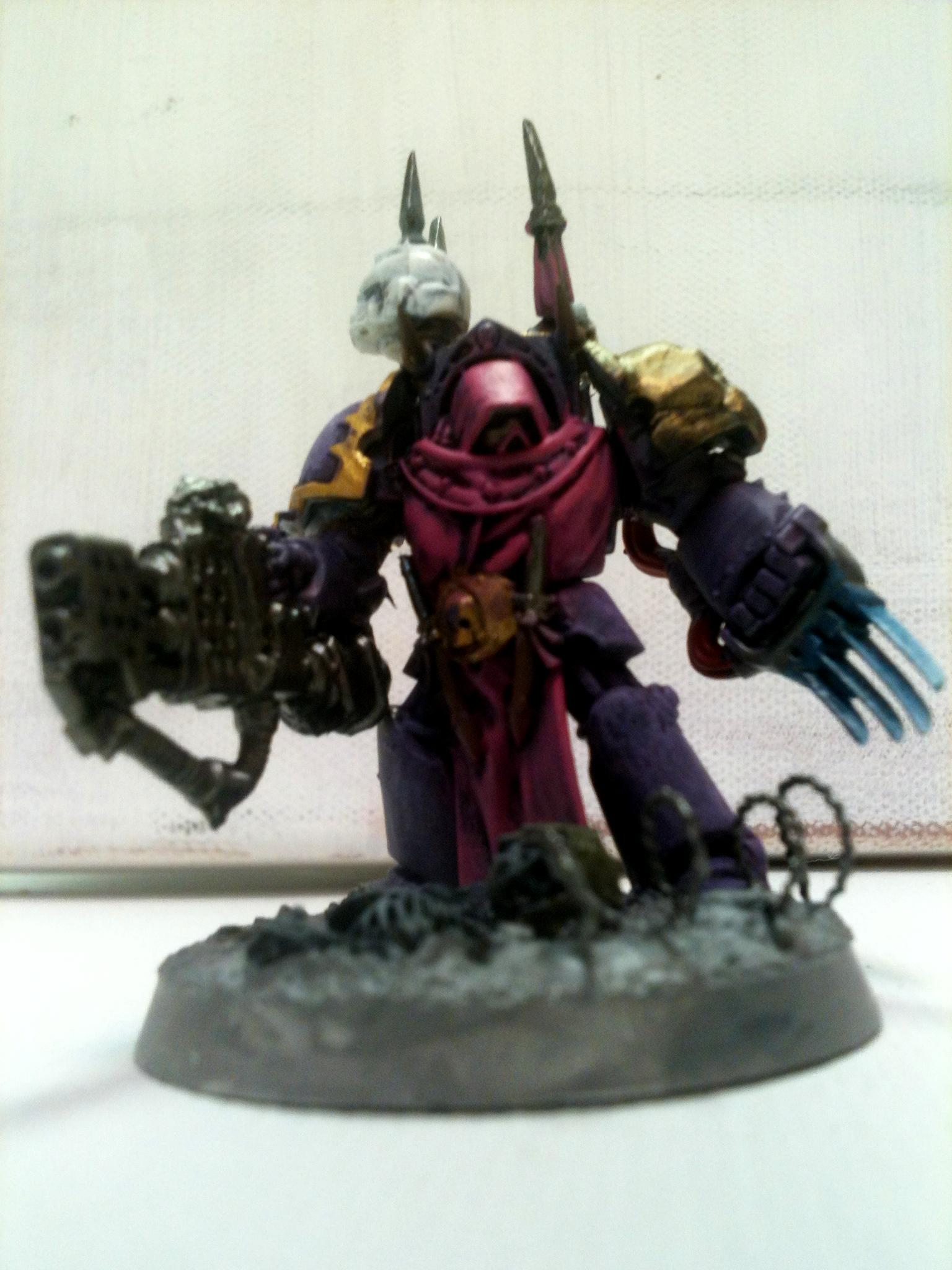 Chaos, Chaos Lord, Slaanesh