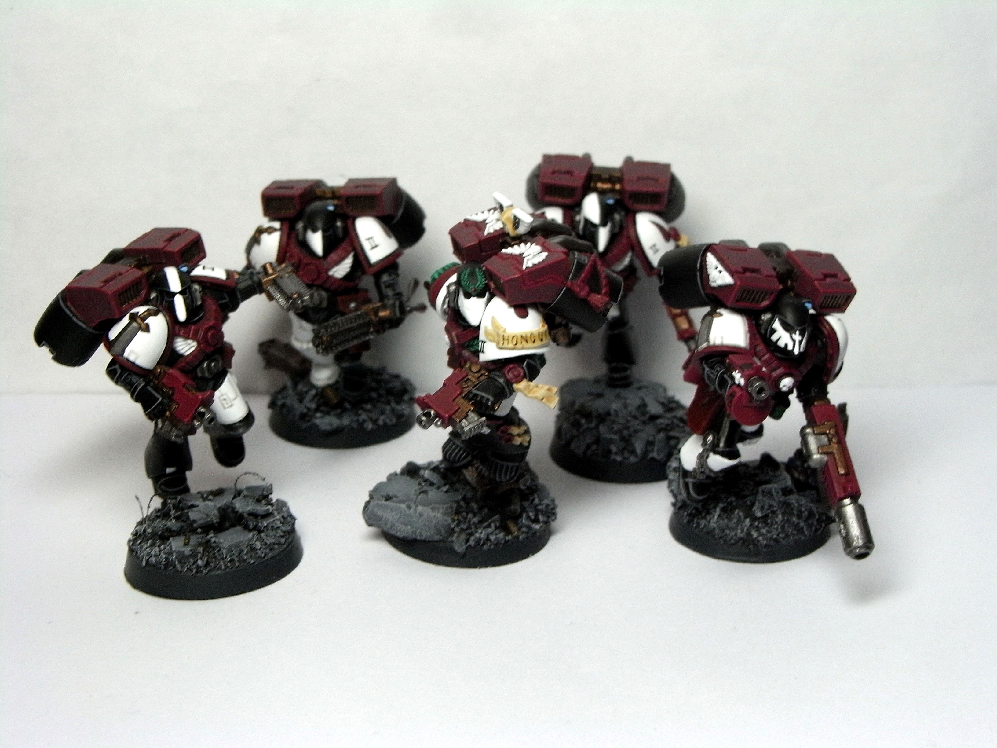 Assault Marines, Jump Pack, Space Marines