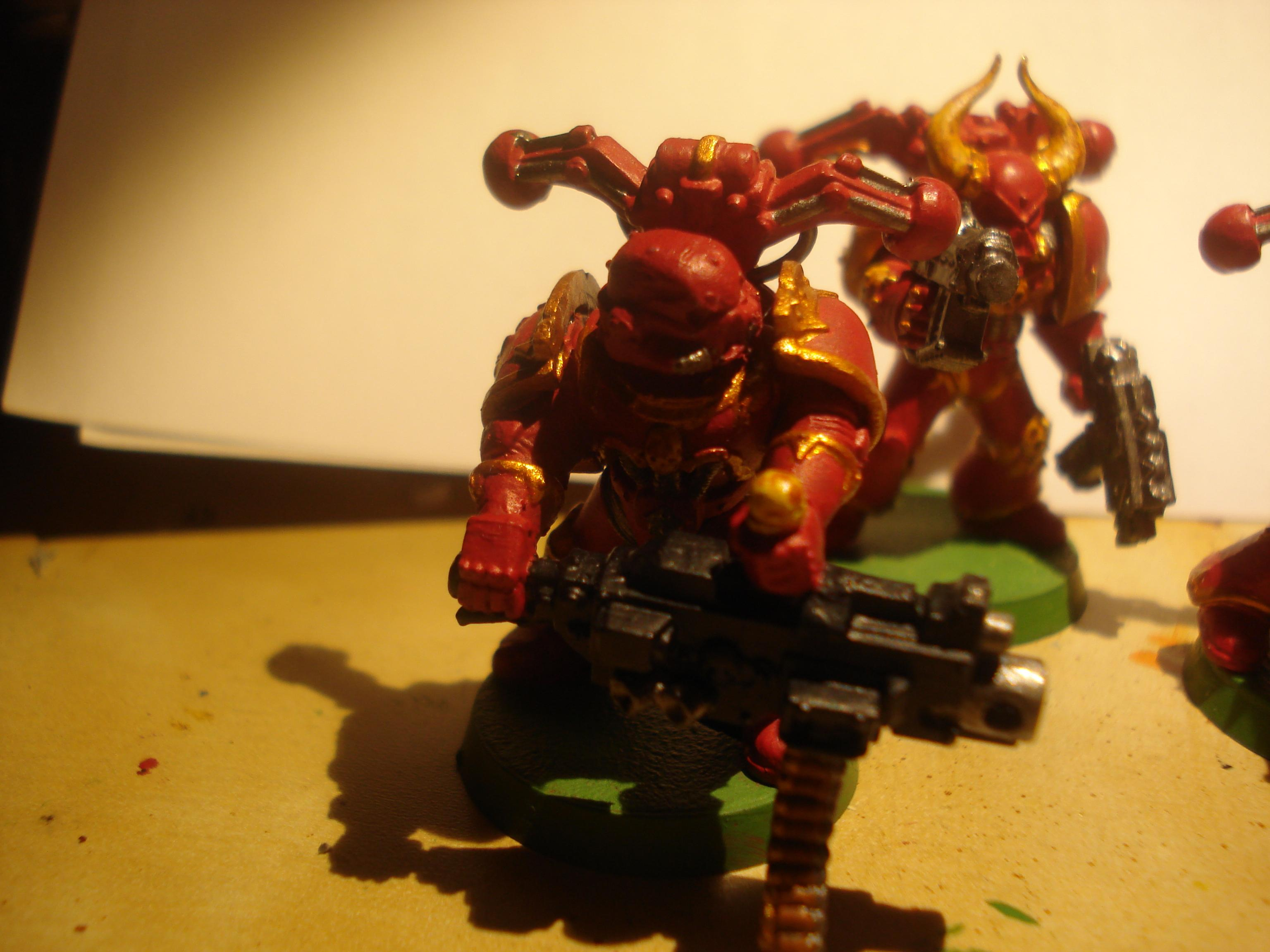 Chaos Space Marines, chaos space marines