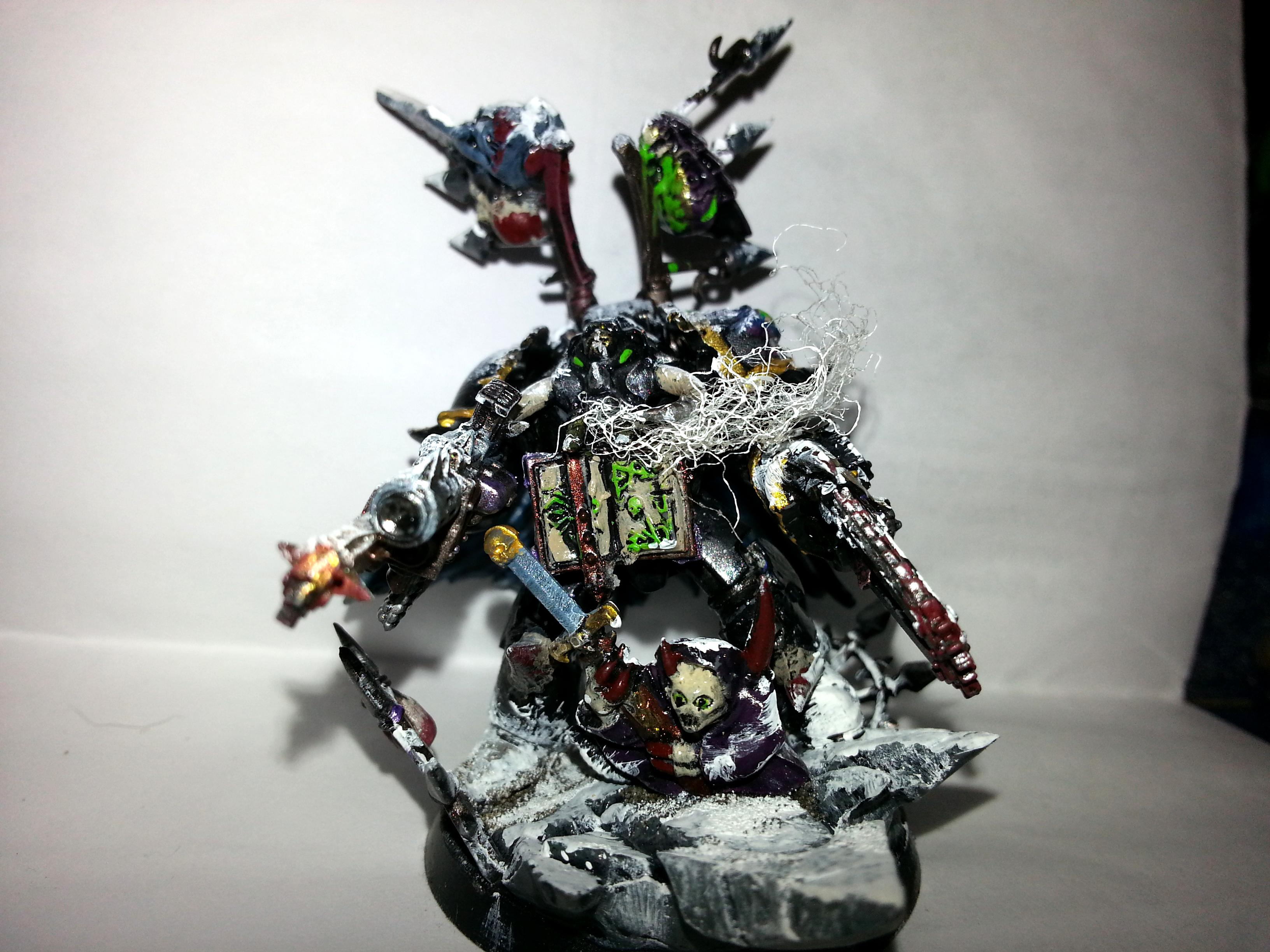 Grely Knight Chaos Terminator Lord