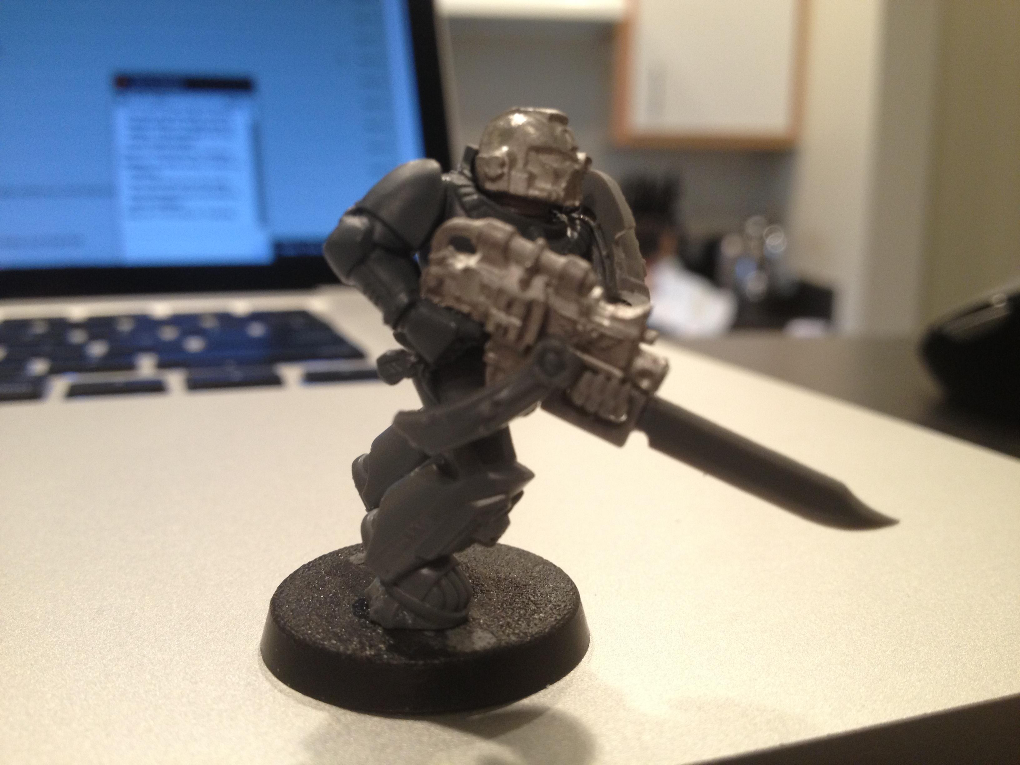 Deathwatch, Kitbash, Deathwatch Brother Stabacles