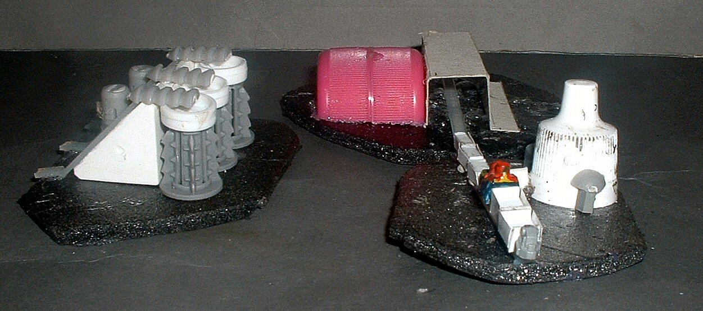 6mm, Terrain, Mining Complex Omnicron