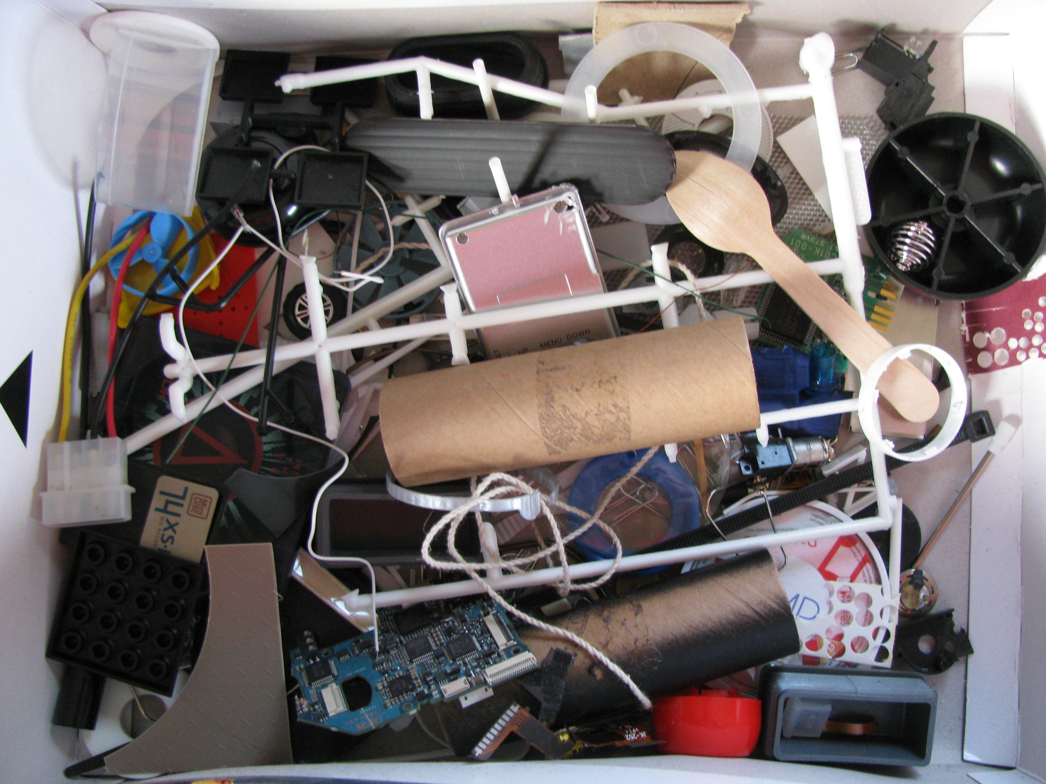 junk start pile