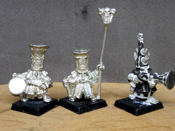 Chaos Dwarf, Command, Dwarves, Warhammer Fantasy