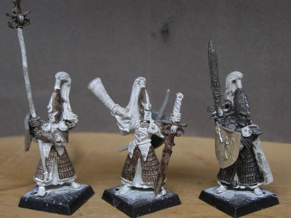 Command, High Elves, Hoeth, Swordmasters