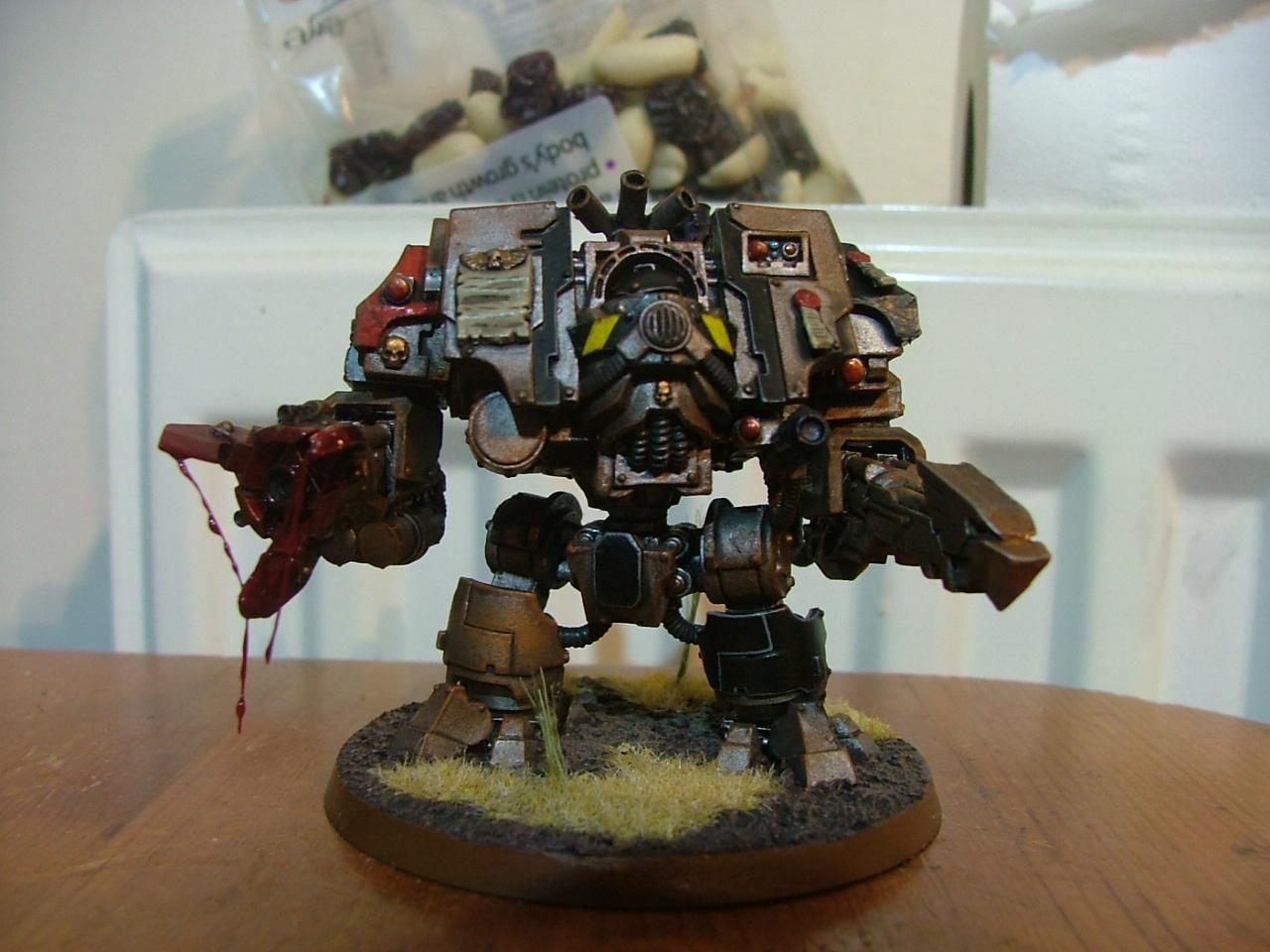 Dreadnought,  Iron clad dreadnought