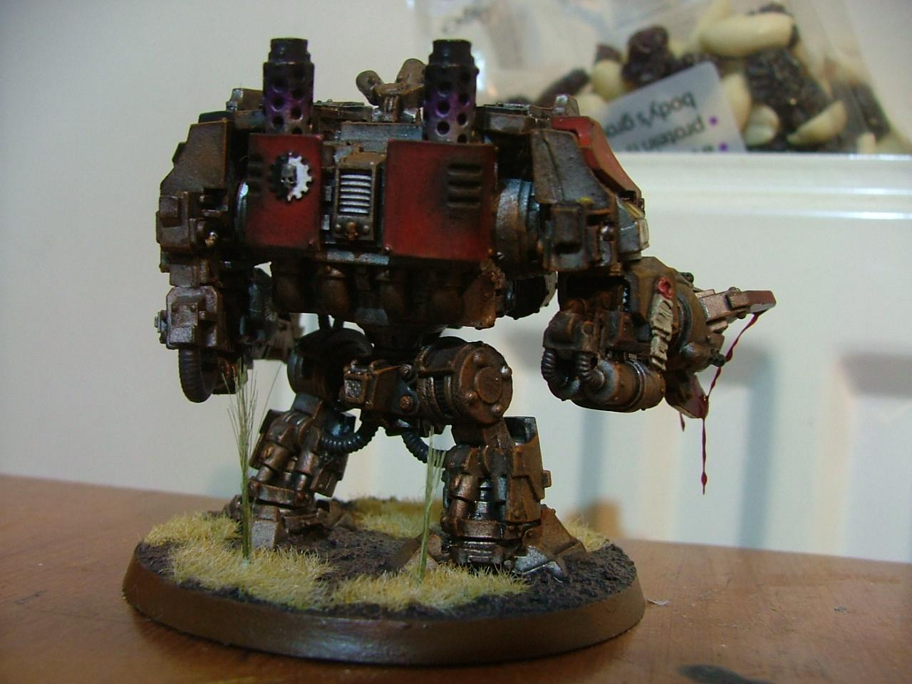 Dreadnought,  Iron clad dreadnought