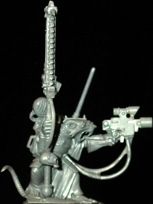 Chain Glaive, Chaos, Chaos Space Marines, Conversion, Dark Mechanicus, Hell Pistol, Hellgun, Iron Suns, Iron Warriors, Skaven