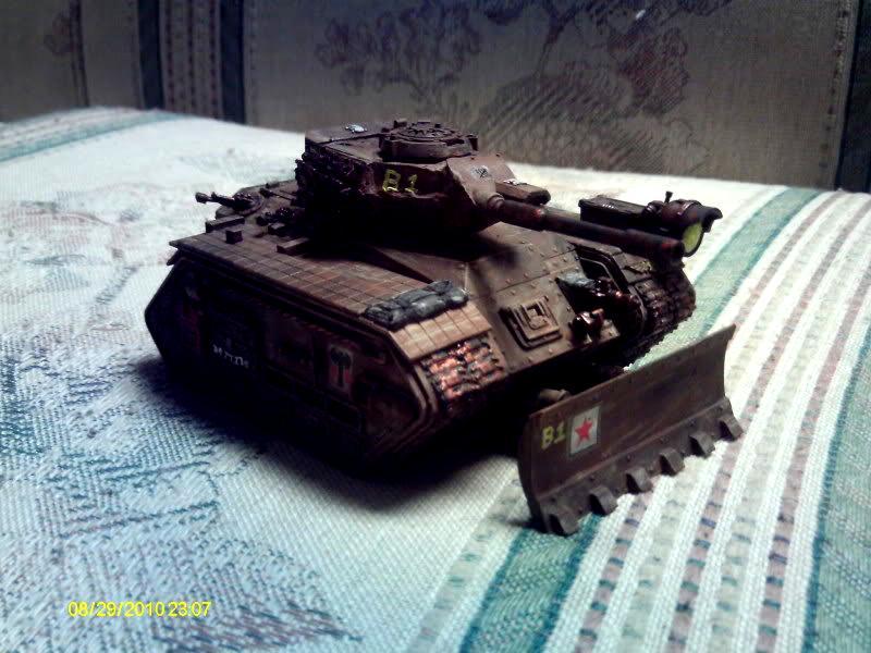 Flames Of War, Tank, Chimera