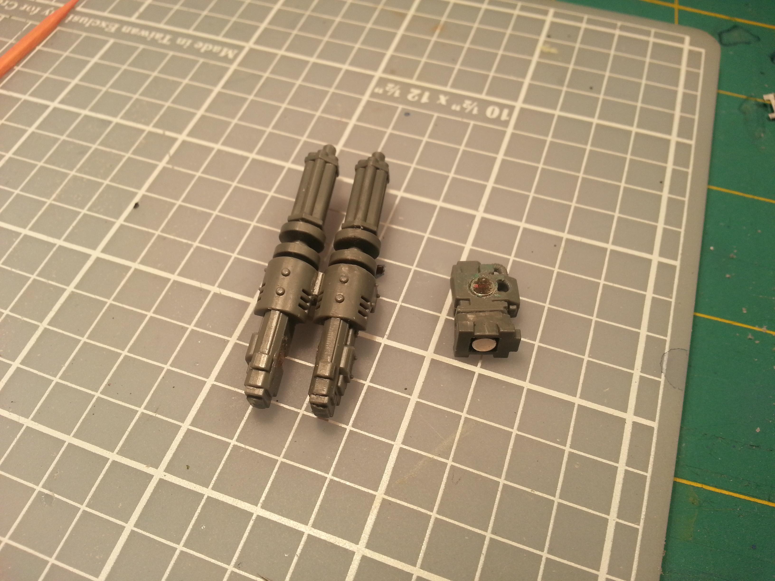 Gun mount assembly