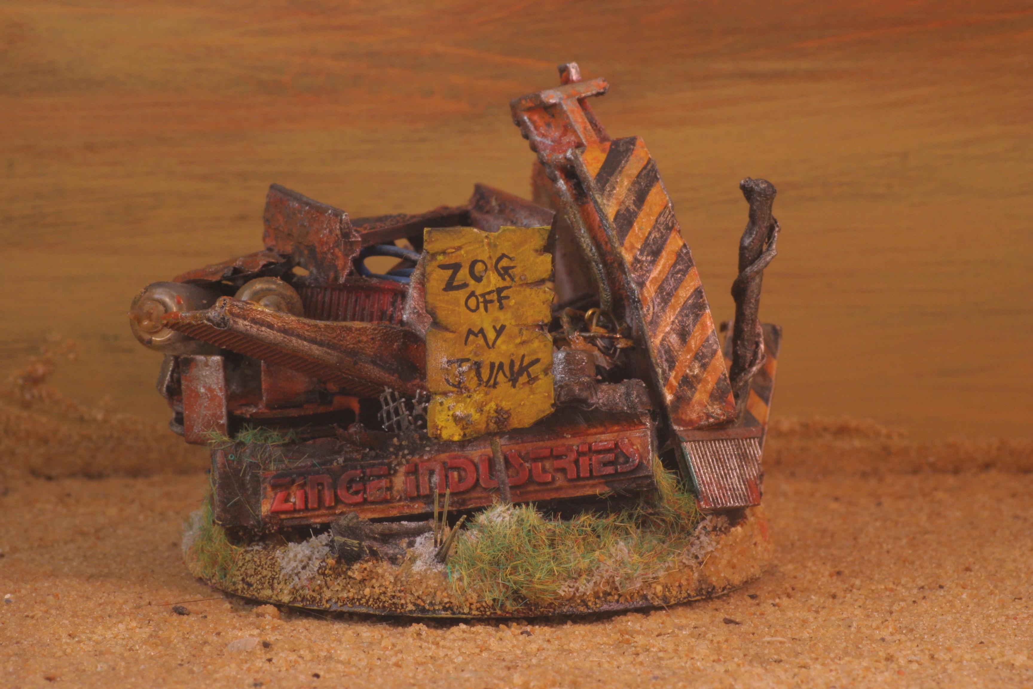 Zog off my junk!!