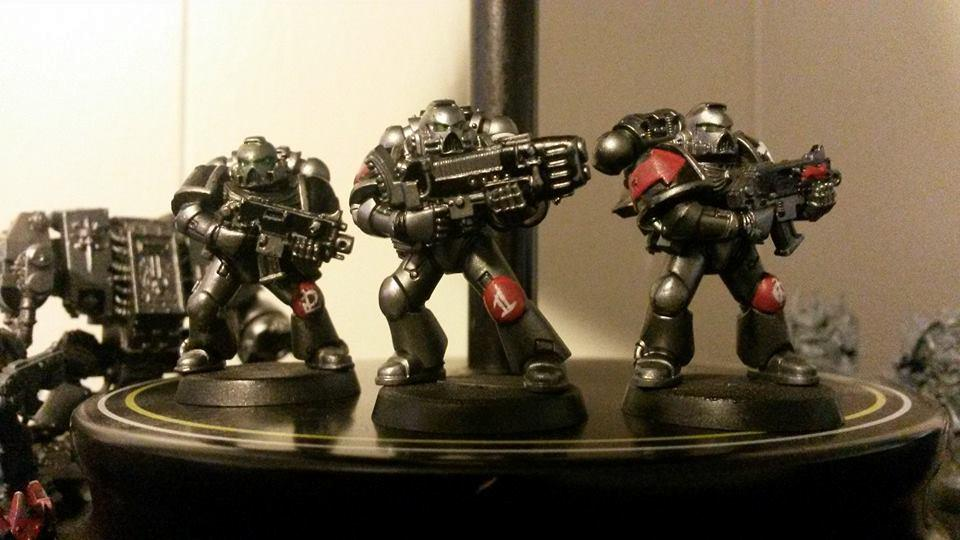 Guardians Of The Covenant, Pilot, Space Marines, Warhammer 40,000