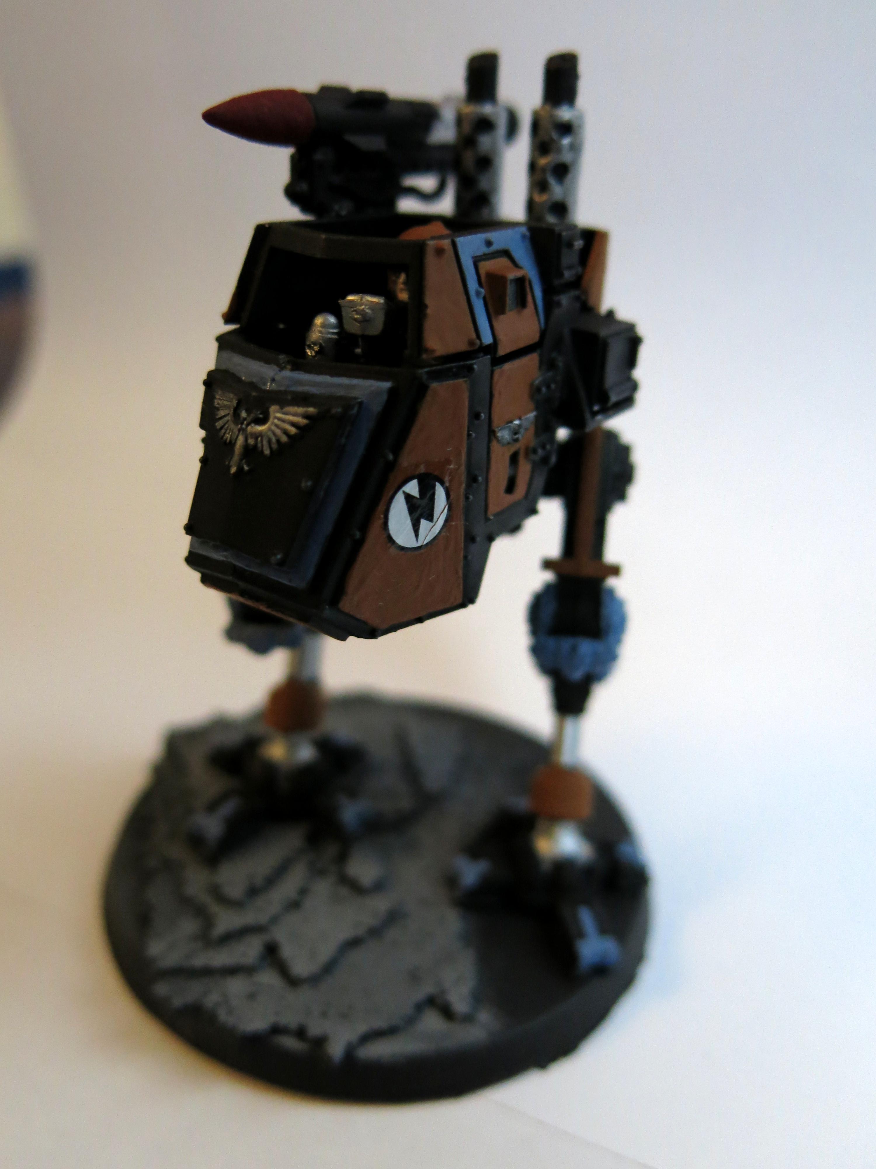 Harakoni, Warhawks, Multi-purpose Sentinel 1