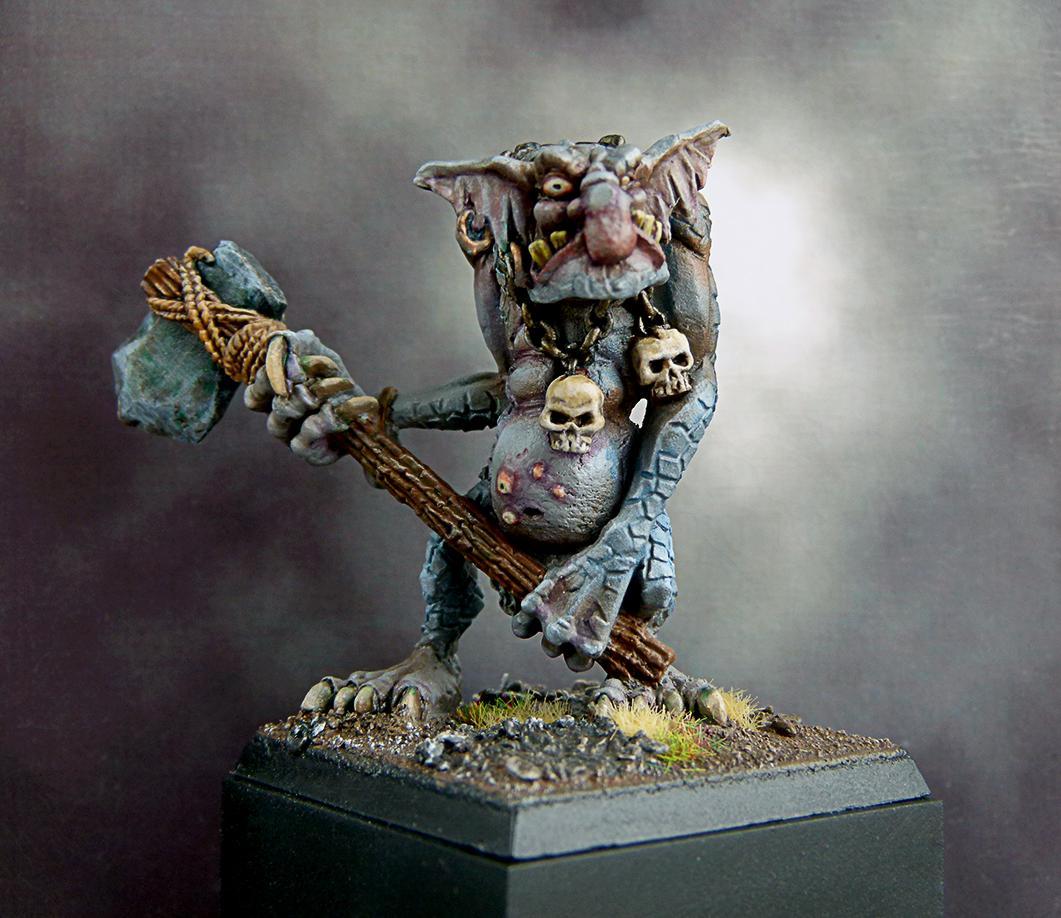 Goblins, Orcs, Troll, Wfb