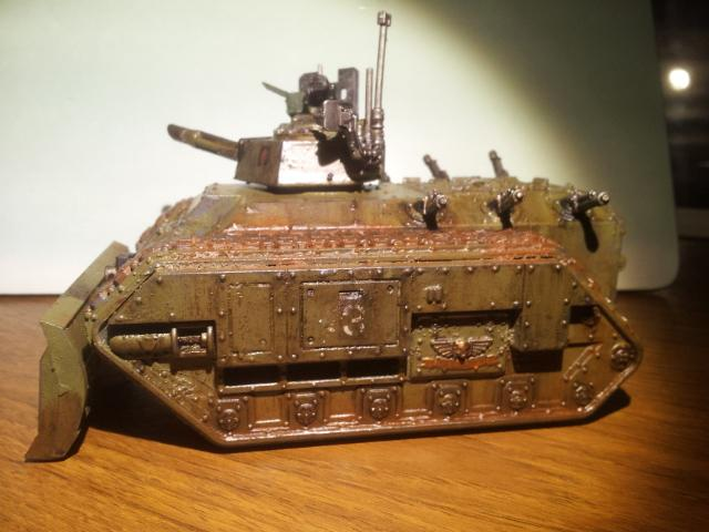 Cadians, Chimera, Guard, Imperial