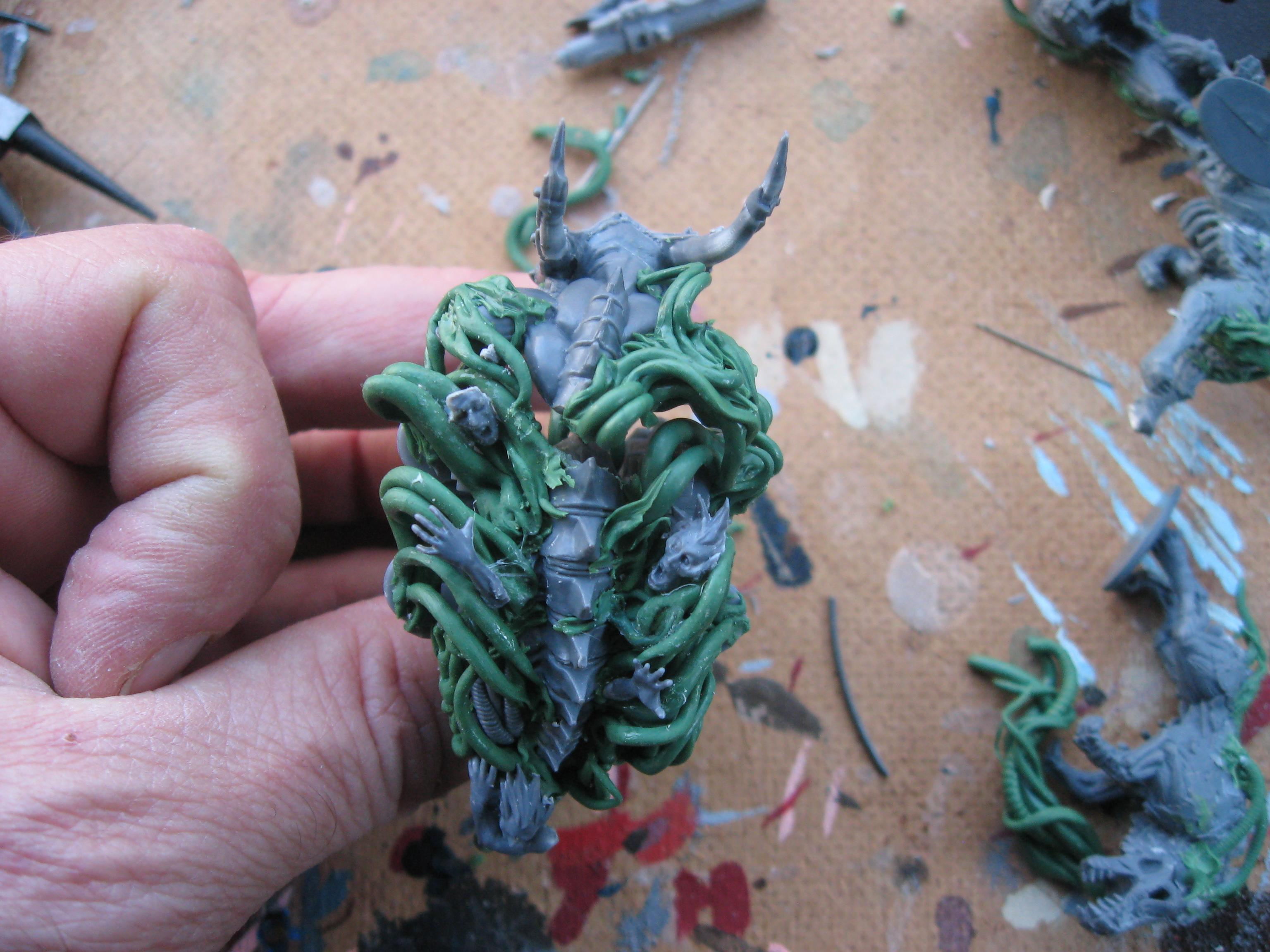 Chaos Daemons, Conversion, Daemons, Harrowed, Lord Of Change