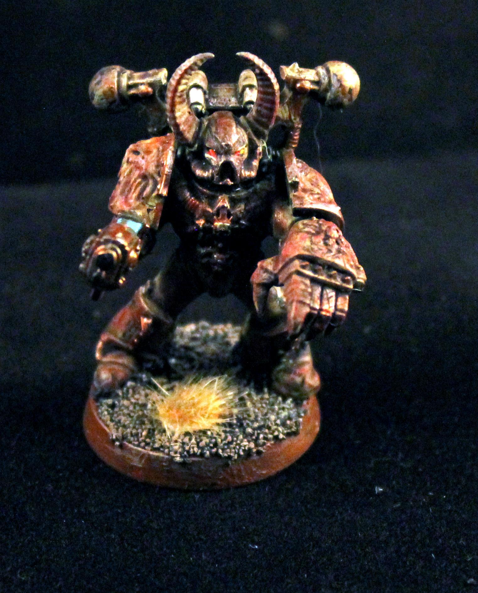 Chaos Space Marines, Games Workshop, Nurgle, Plague Marines, Warhammer 40,000