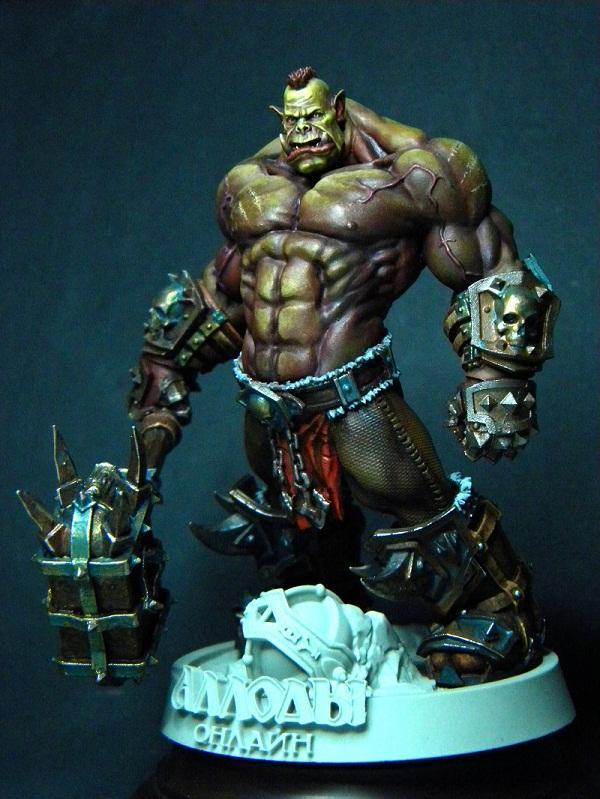 Big, Orcs