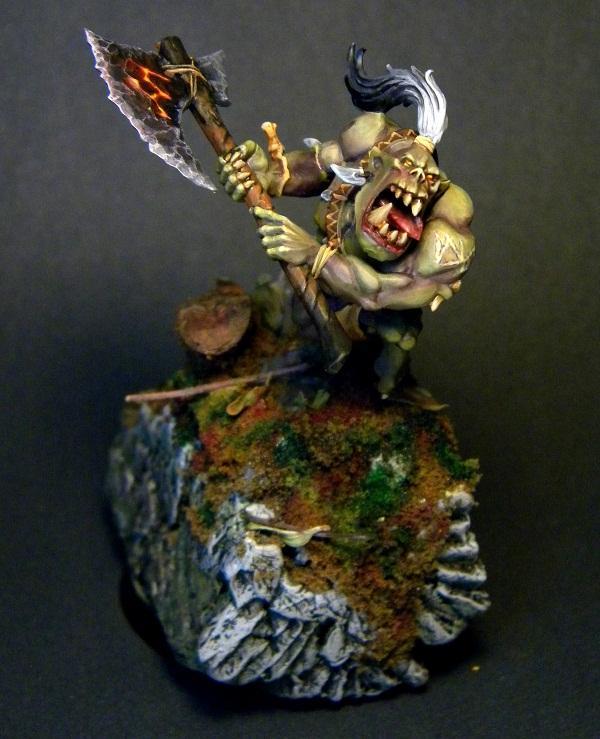 Angry, Axe, Orcs, Warhammer Fantasy
