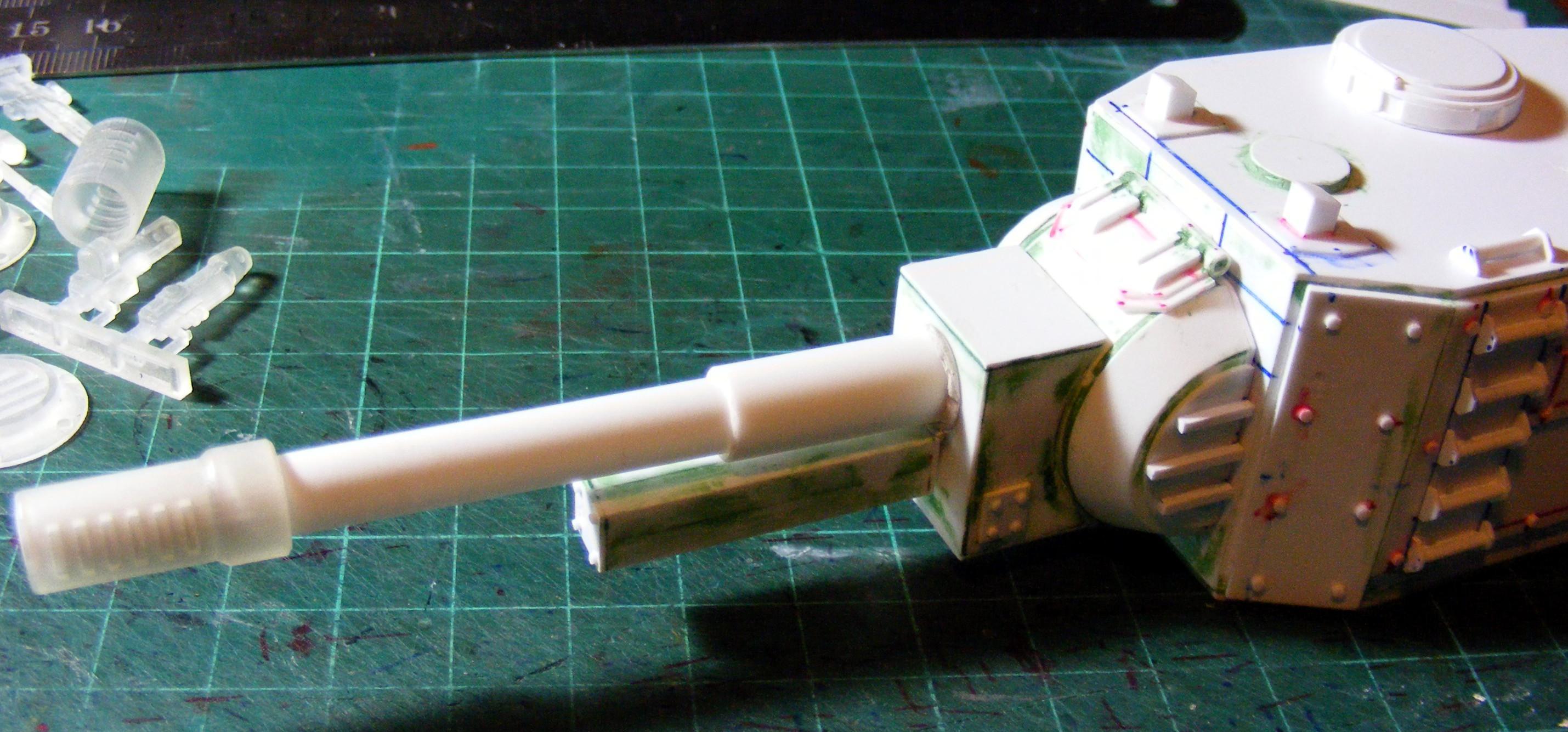 Genswick, Imperial Guard, Siege Army, Tank, Work In Progress