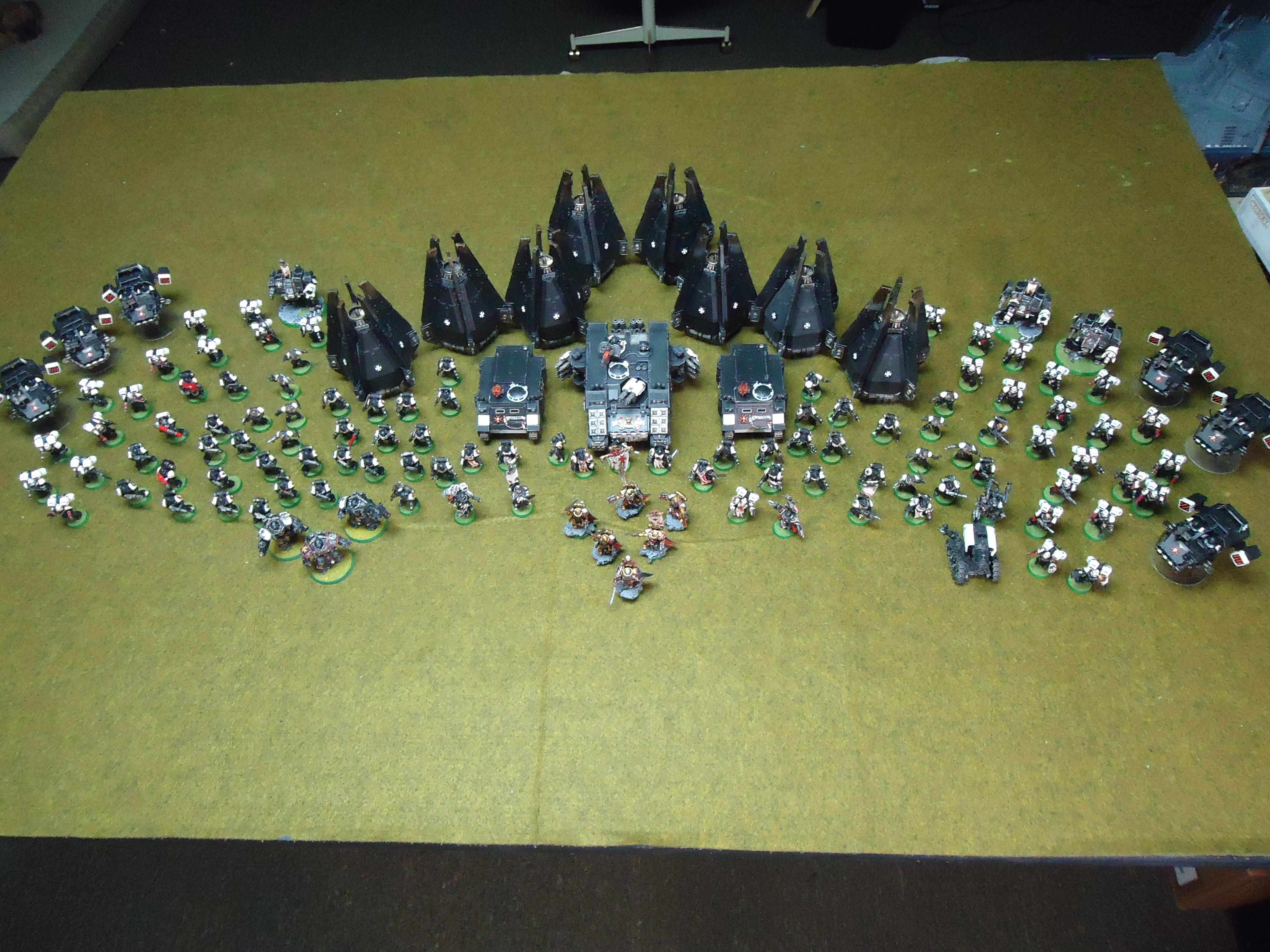 Army, Black Templa, Black Templars, Space Marines