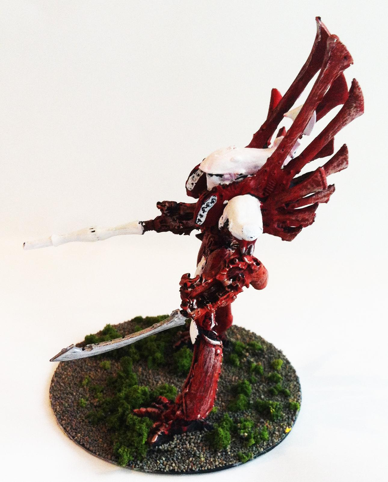 Eldar, Epic, For Sale, Forge World, Scratch Build, Titan, Warhammer 40,000