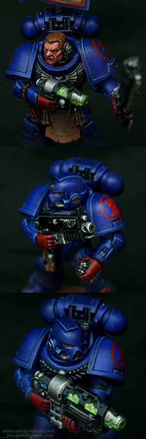 Blue, Crimson Fists, Grav-gun, Jca, Successor, Tacticals